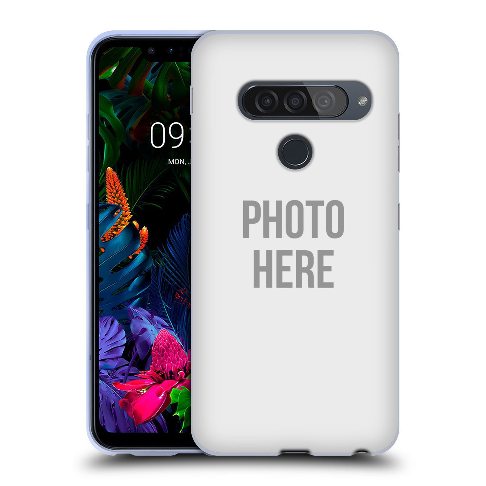 Silikonové pouzdro na mobil LG G8s ThinQ - Head Case - s vlastním motivem