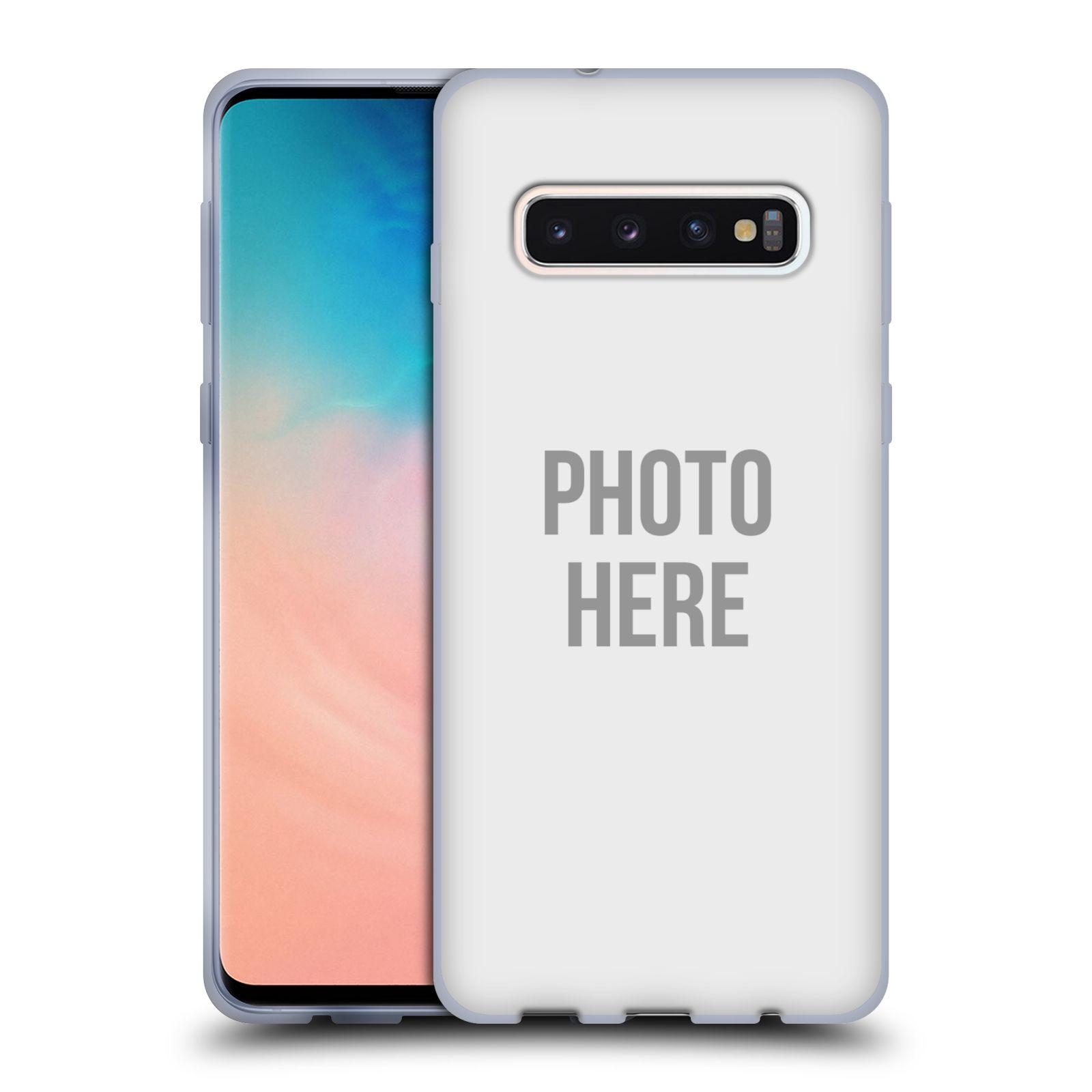 Silikonové pouzdro na mobil Samsung Galaxy S10 - Head Case - s vlastním motivem
