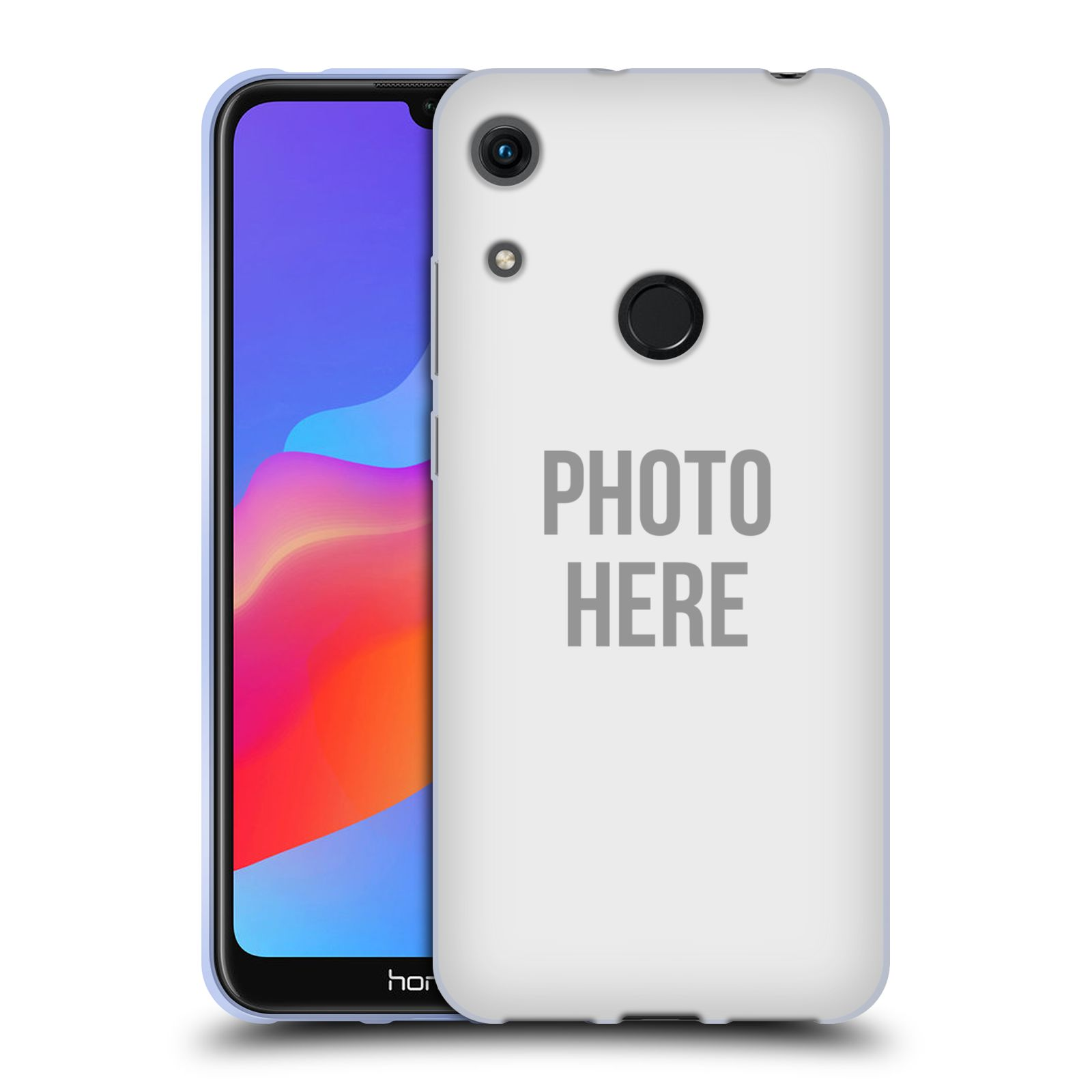Silikonové pouzdro na mobil Honor 8A - Head Case - s vlastním motivem