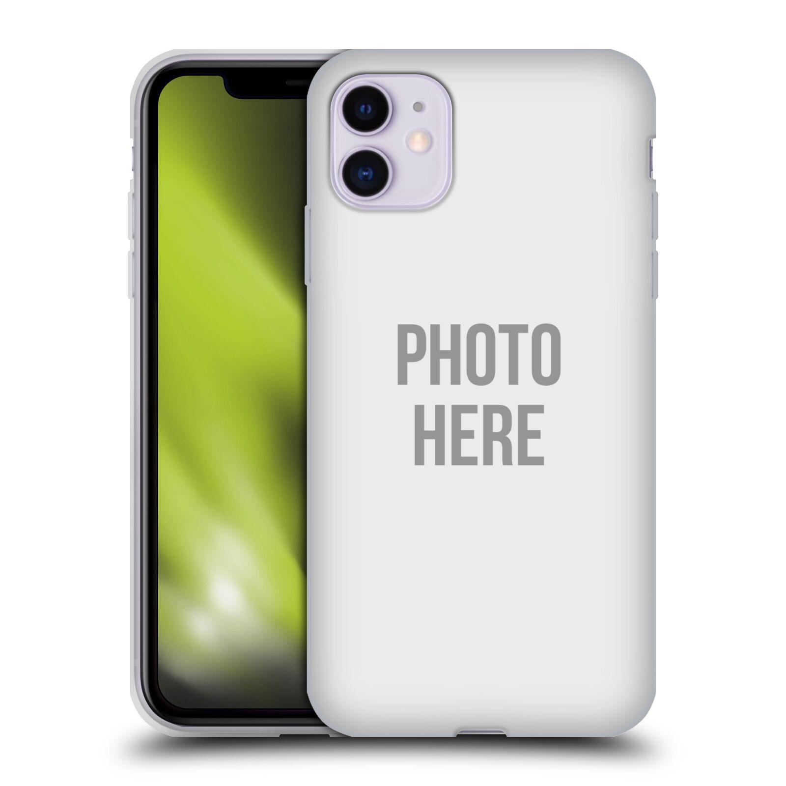Silikonové pouzdro na mobil Apple iPhone 11 - Head Case - s vlastním motivem