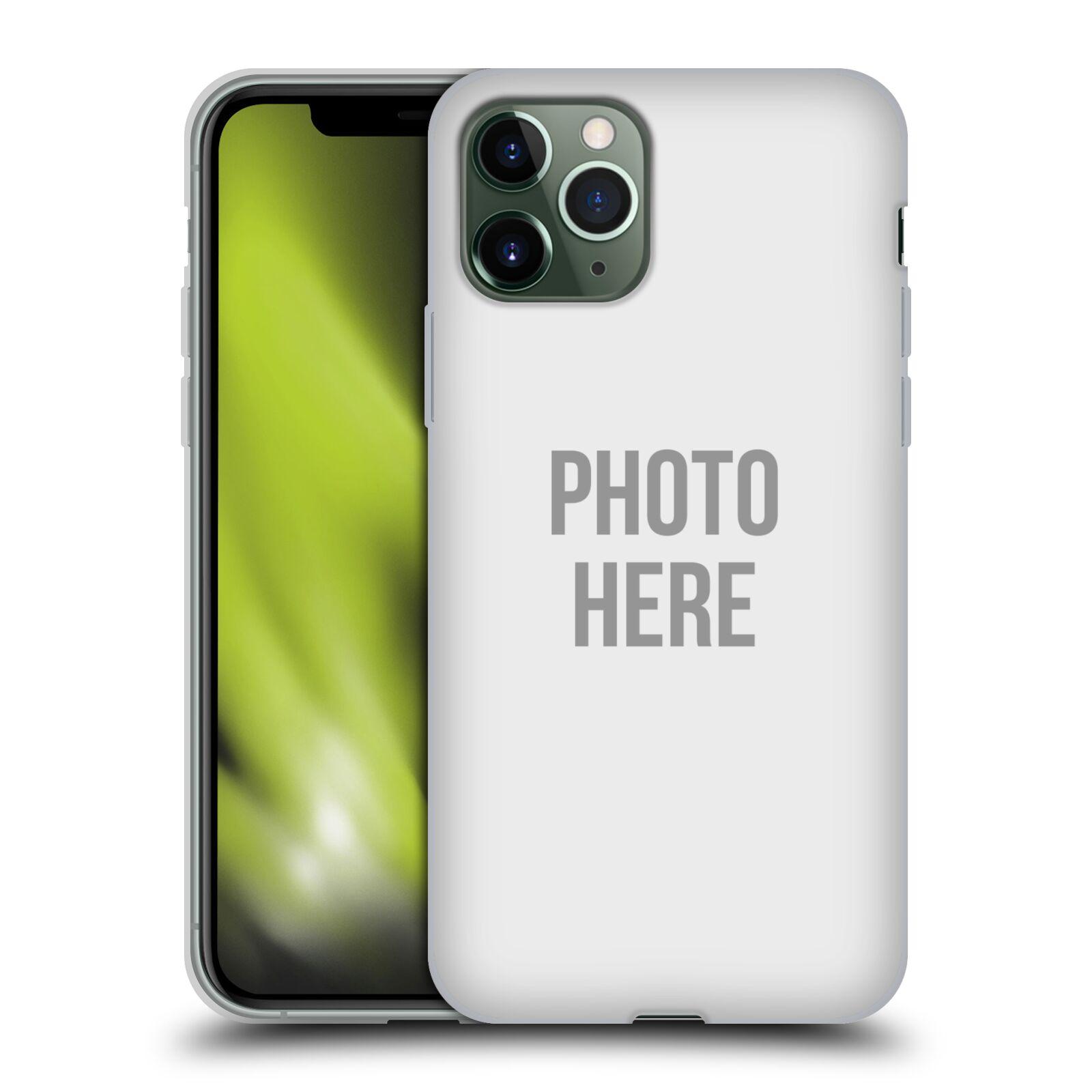 Silikonové pouzdro na mobil Apple iPhone 11 Pro - Head Case - s vlastním motivem