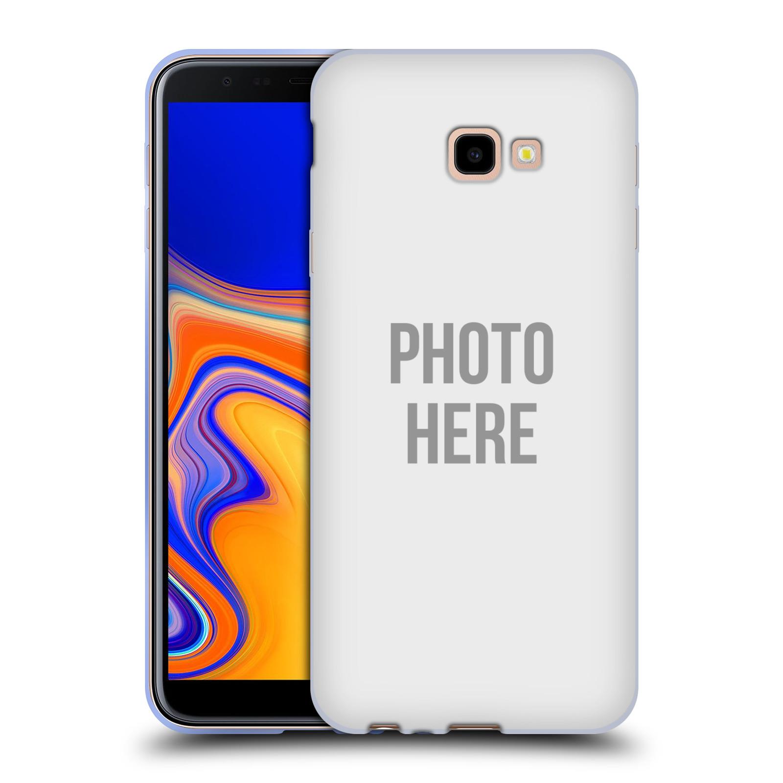 Silikonové pouzdro na mobil Samsung Galaxy J4 Plus - Head Case - s vlastním motivem