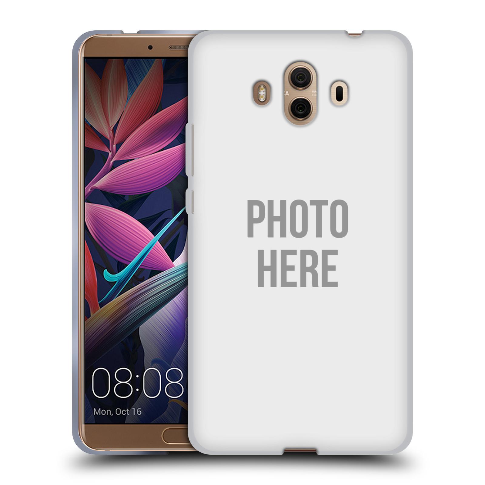 Silikonové pouzdro na mobil Huawei Mate 10 - Head Case - s vlastním motivem