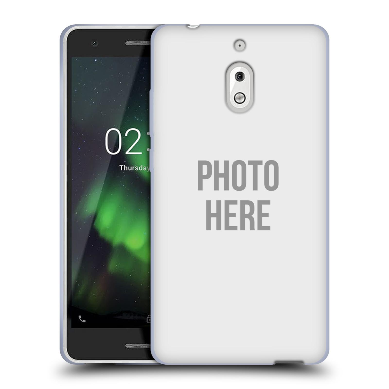 Silikonové pouzdro na mobil Nokia 2.1 - Head Case - s vlastním motivem