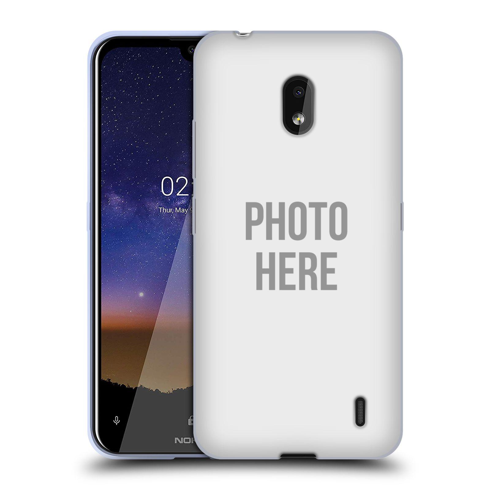 Silikonové pouzdro na mobil Nokia 2.2 - Head Case - s vlastním motivem