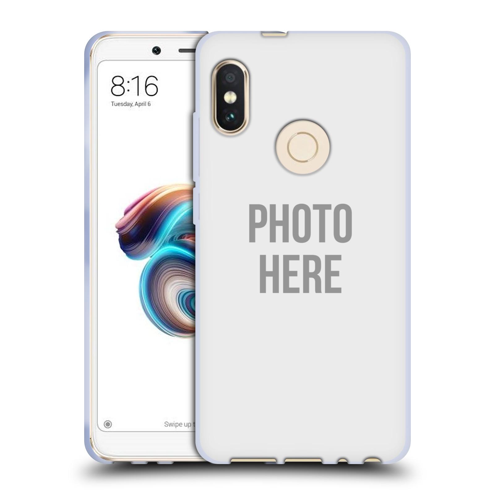 Silikonové pouzdro na mobil Xiaomi Redmi Note 5 - Head Case - s vlastním motivem