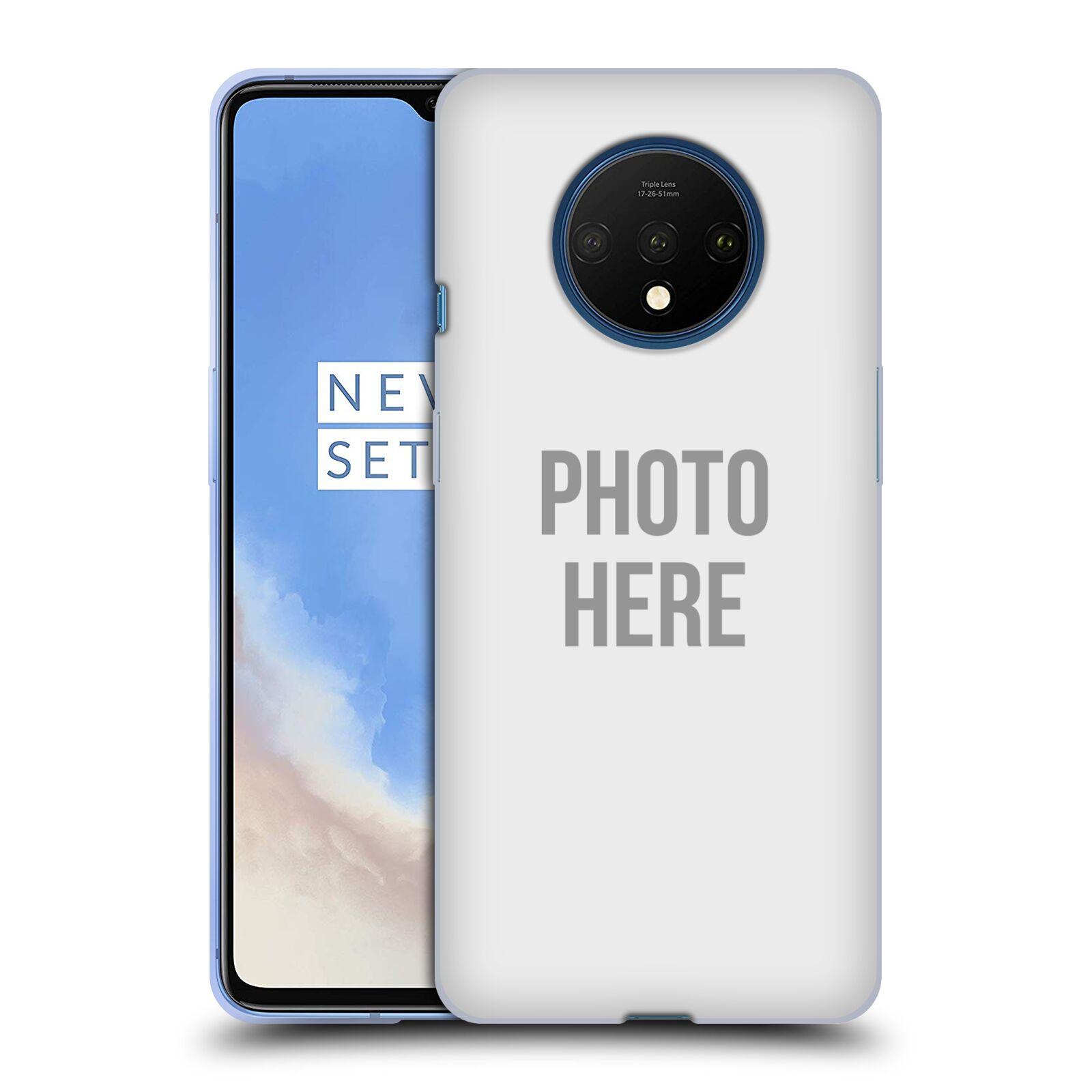 Silikonové pouzdro na mobil OnePlus 7T - Head Case - s vlastním motivem