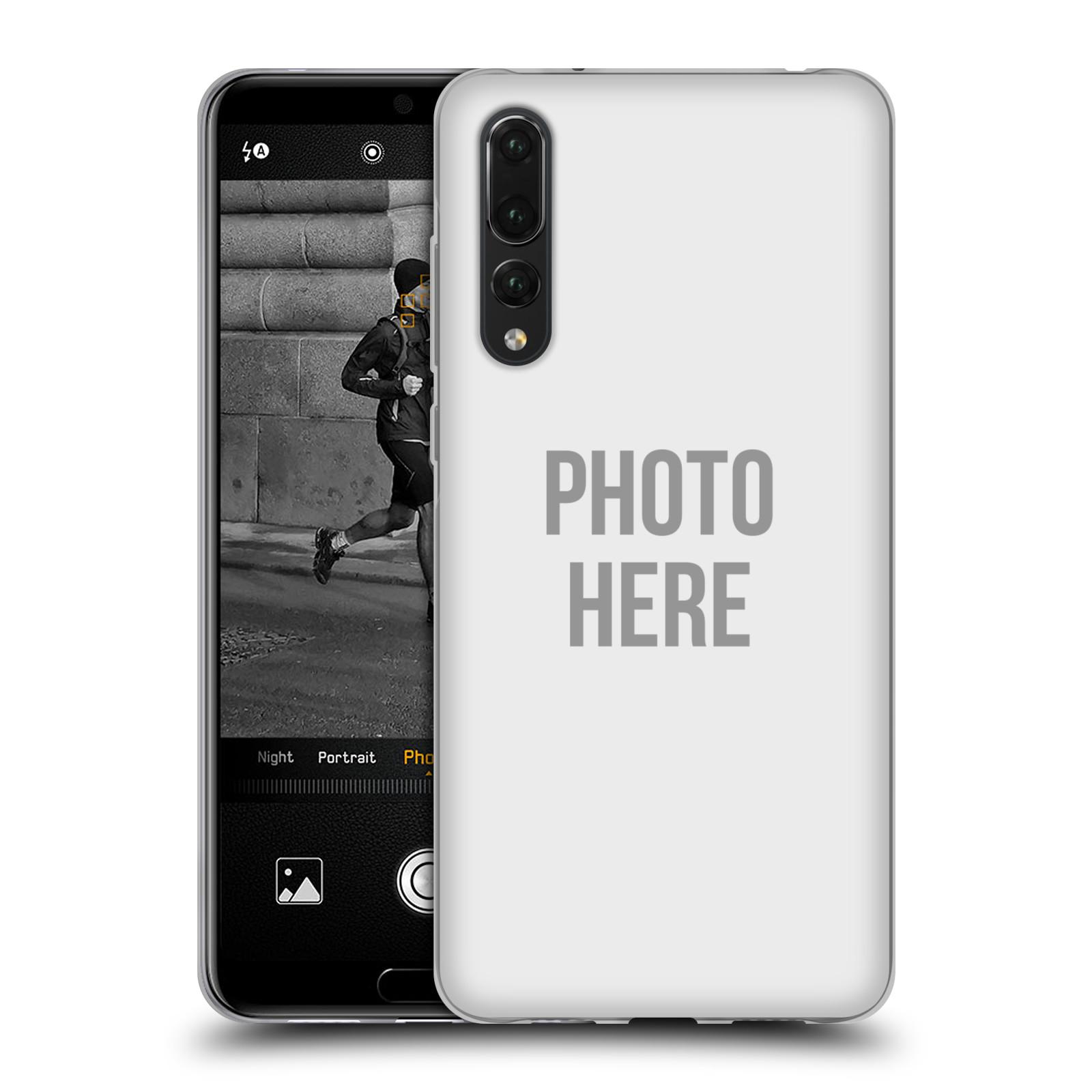 Silikonové pouzdro na mobil Huawei P20 Pro - Head Case - s vlastním motivem