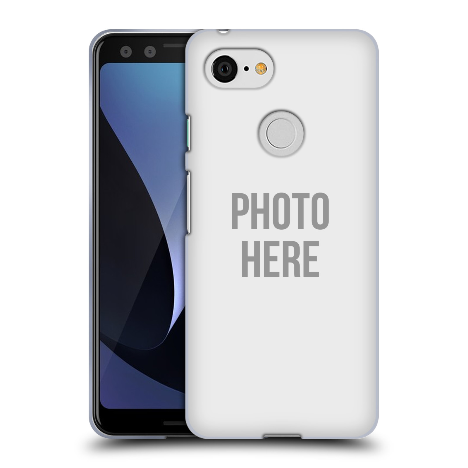 Silikonové pouzdro na mobil Google Pixel 3 - Head Case - s vlastním motivem