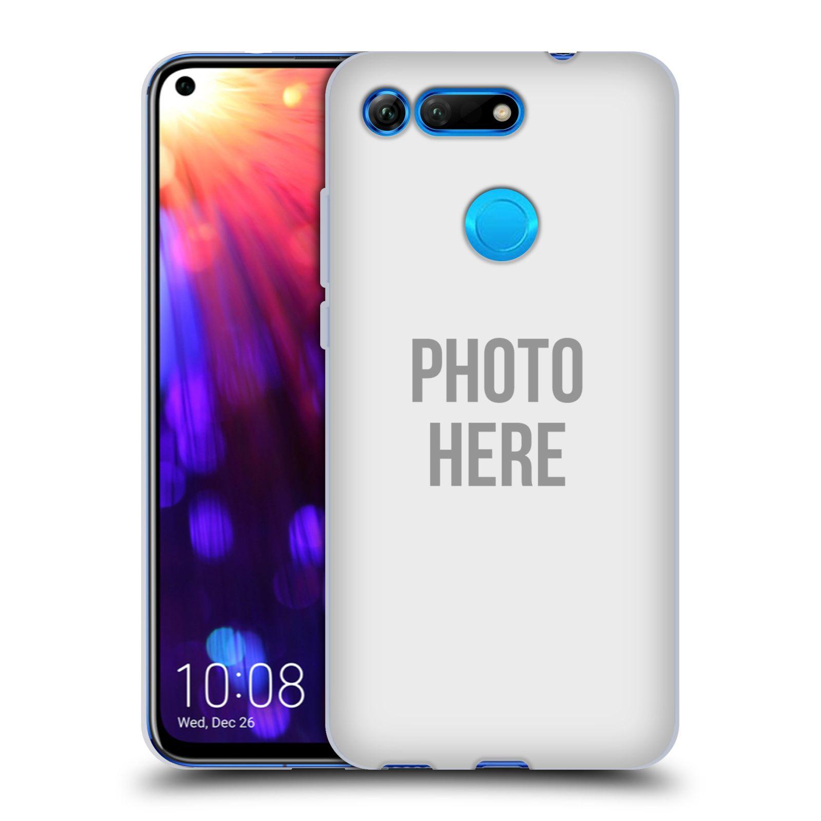 Silikonové pouzdro na mobil Honor View 20 - Head Case - s vlastním motivem