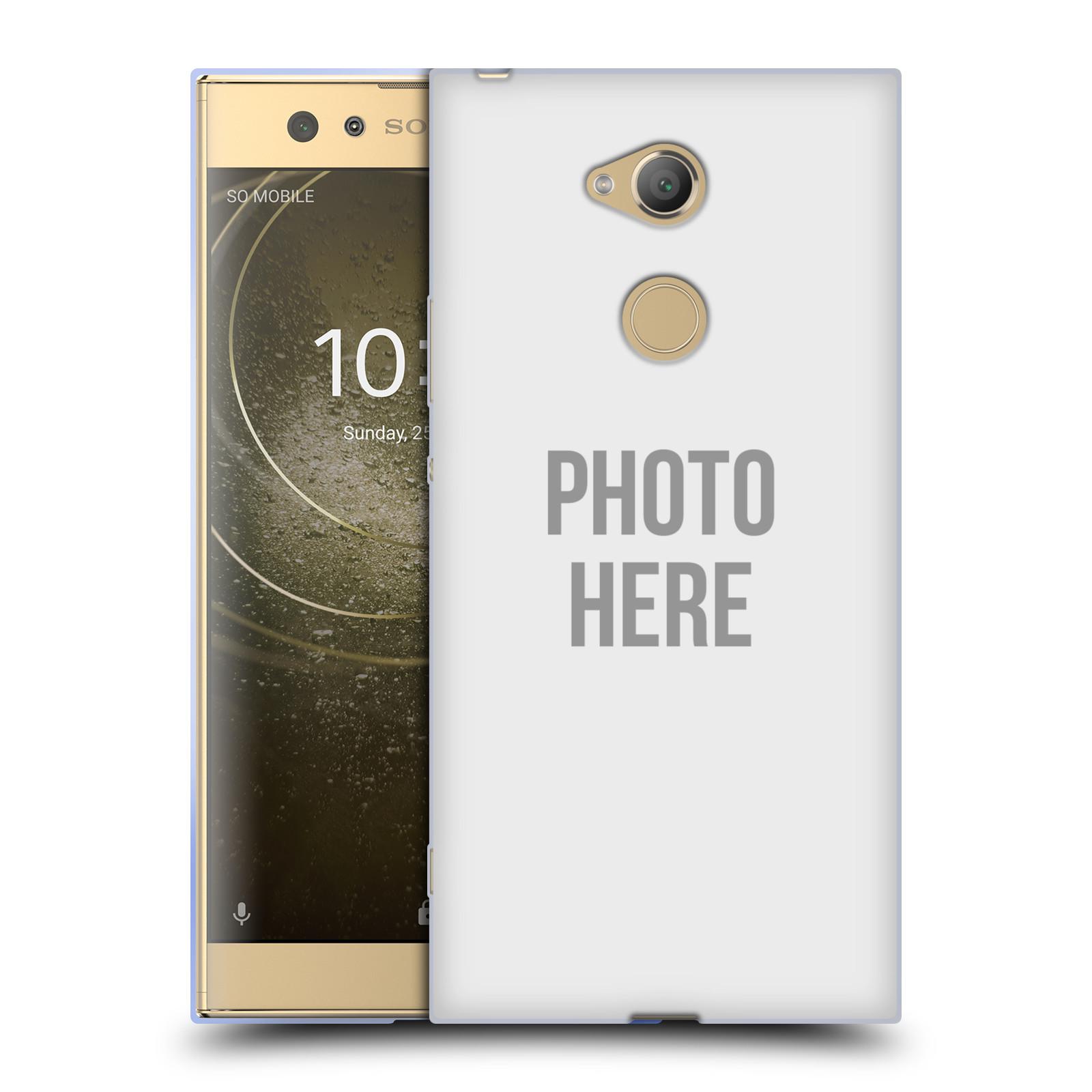 Silikonové pouzdro na mobil Sony Xperia XA2 Ultra - Head Case - s vlastním motivem