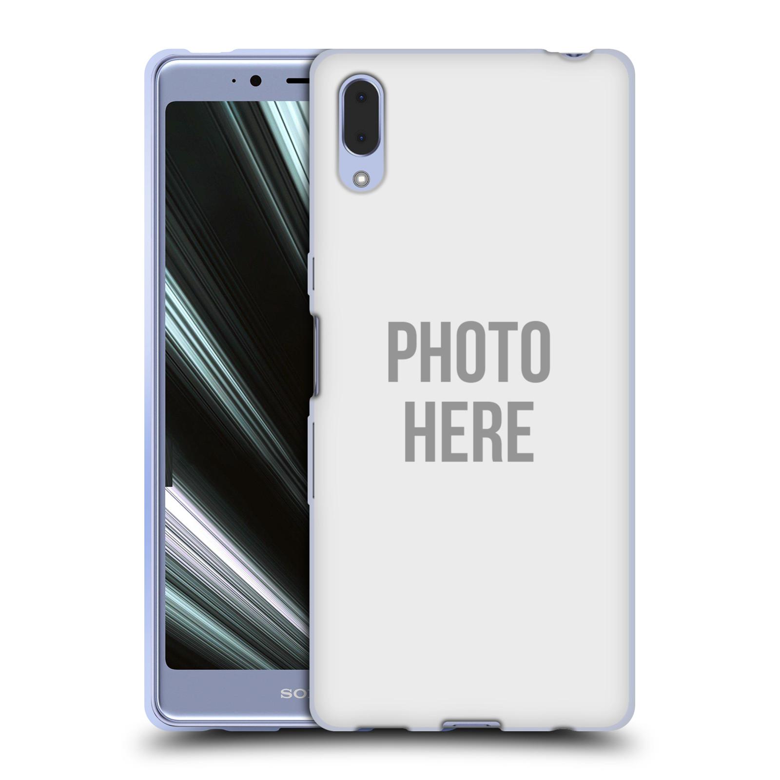Silikonové pouzdro na mobil Sony Xperia L3 - Head Case - s vlastním motivem