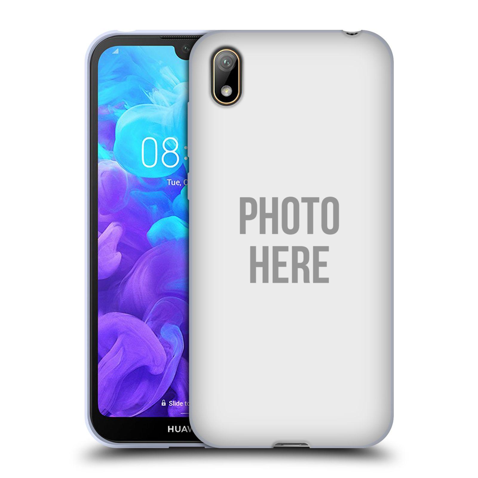 Silikonové pouzdro na mobil Huawei Y5 (2019) - Head Case - s vlastním motivem