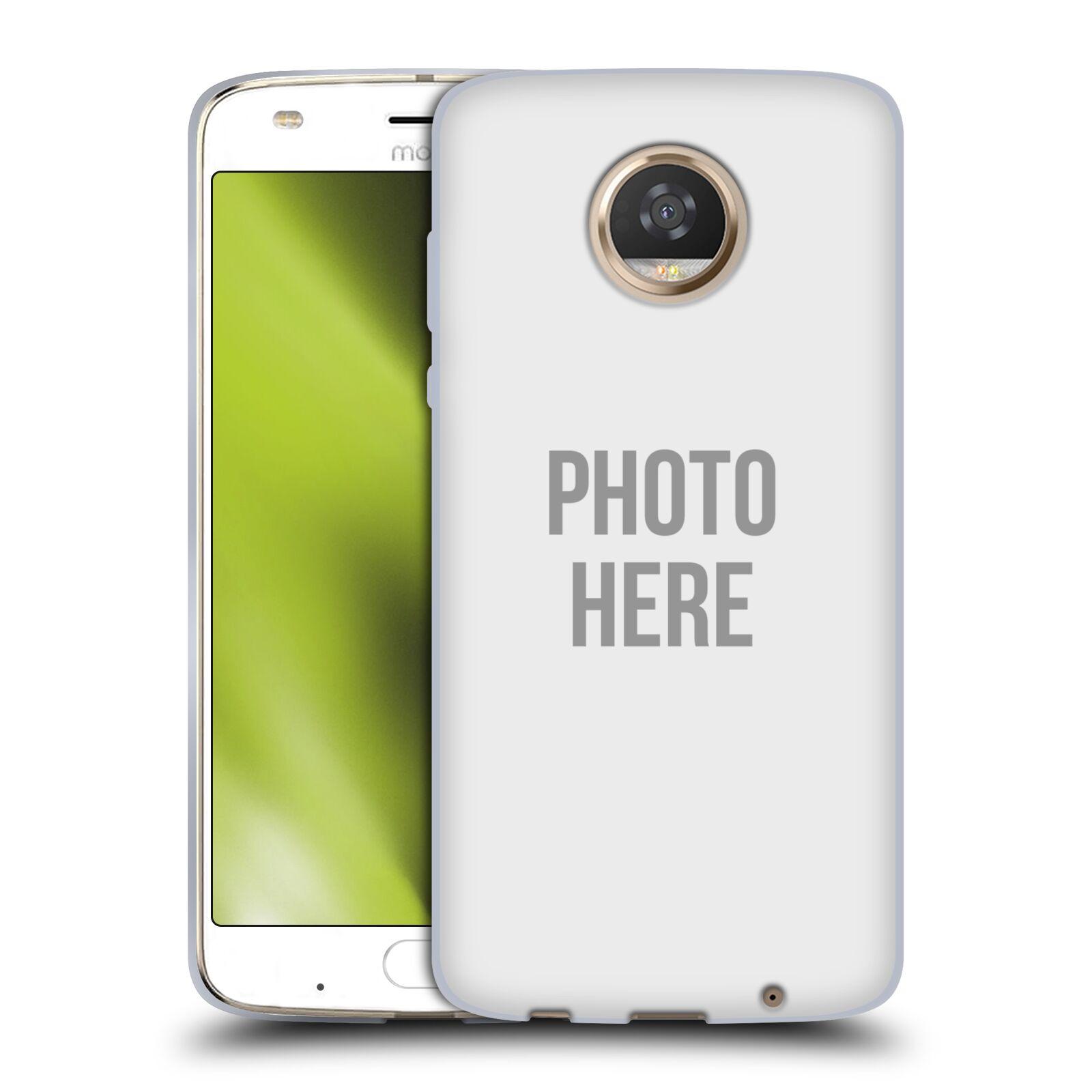 Silikonové pouzdro na mobil Lenovo Moto Z2 Play - Head Case - s vlastním motivem