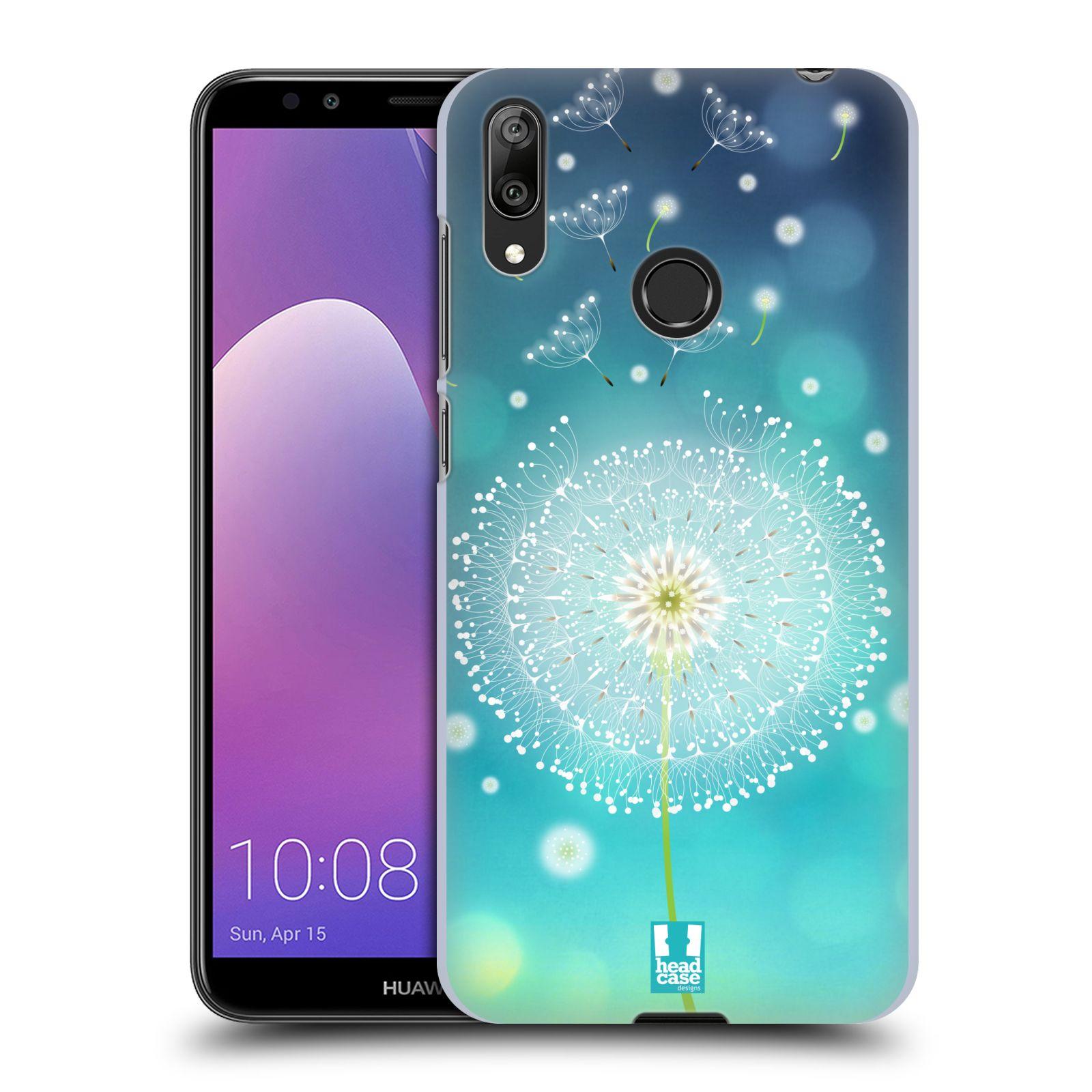 Plastové pouzdro na mobil Huawei Y7 (2019) - Head Case - Rozlétaná pampeliška