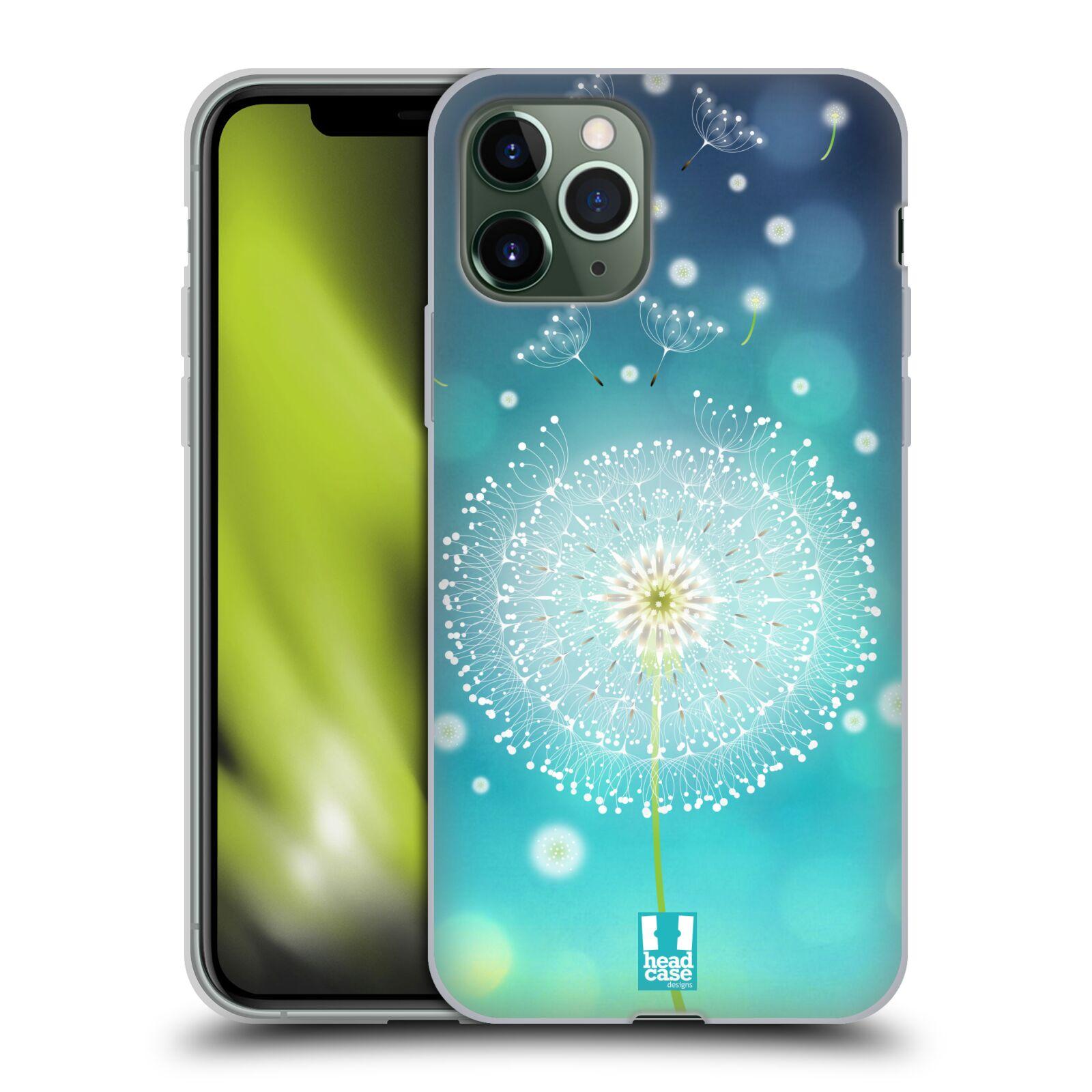 iphone 8 vodotesny obal , Silikonové pouzdro na mobil Apple iPhone 11 Pro - Head Case - Rozlétaná pampeliška