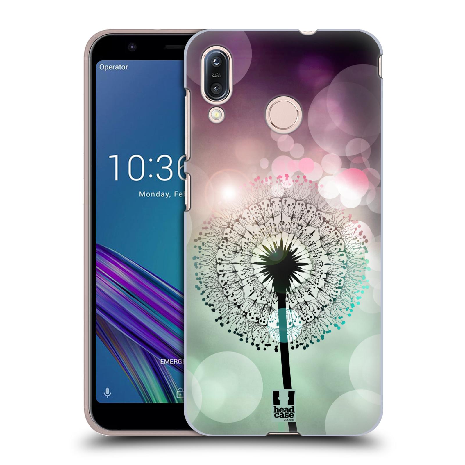 Plastové pouzdro na mobil Asus Zenfone Max M1 ZB555KL - Head Case - Pampeliškové odlesky