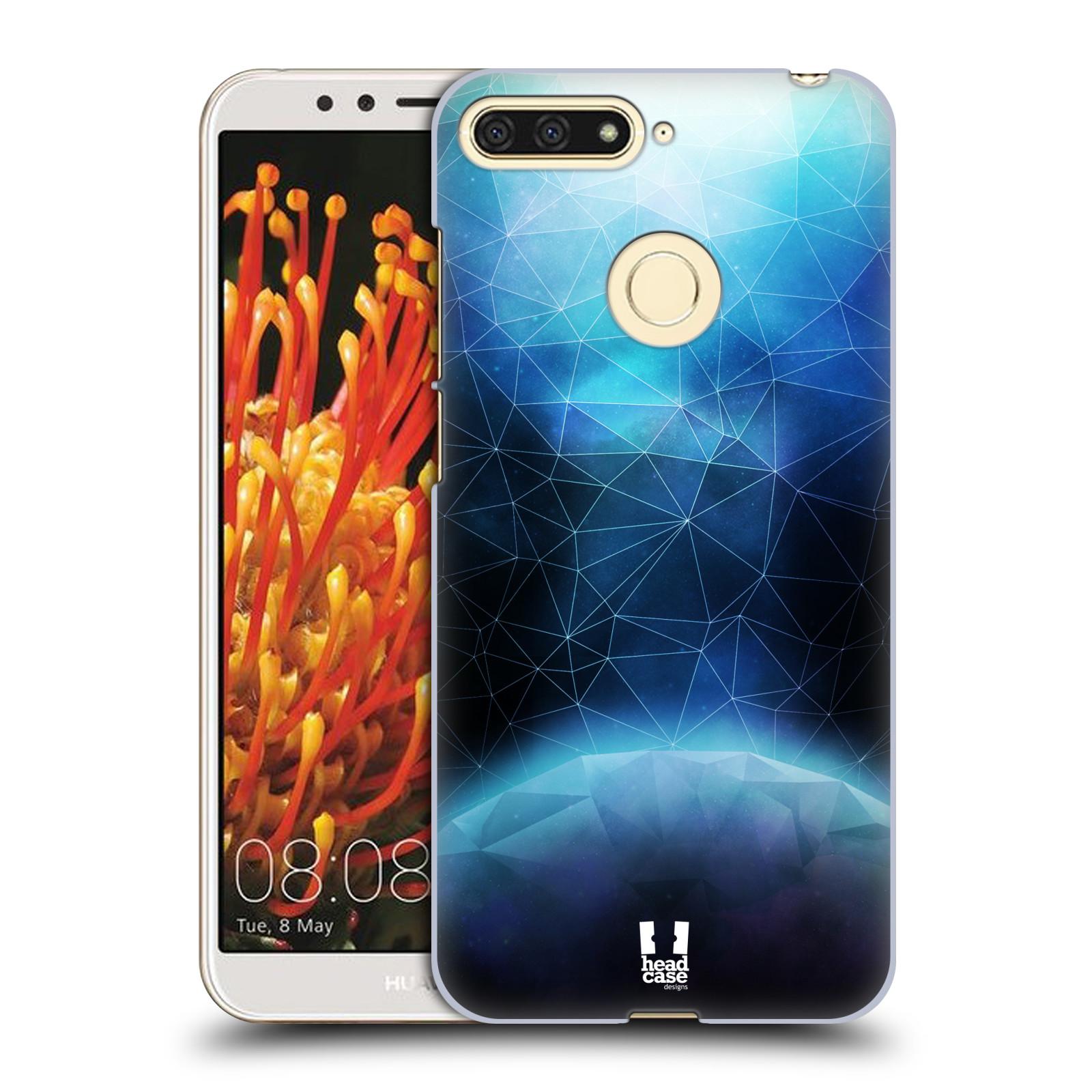 Plastové pouzdro na mobil Huawei Y6 Prime 2018 - Head Case - UNIVERSE ABSORB