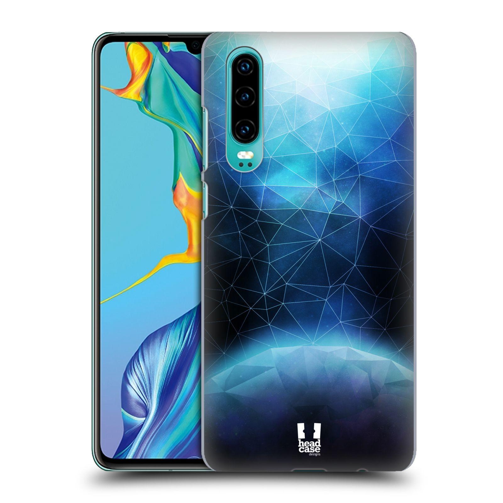 Plastové pouzdro na mobil Huawei P30 - Head Case - UNIVERSE ABSORB