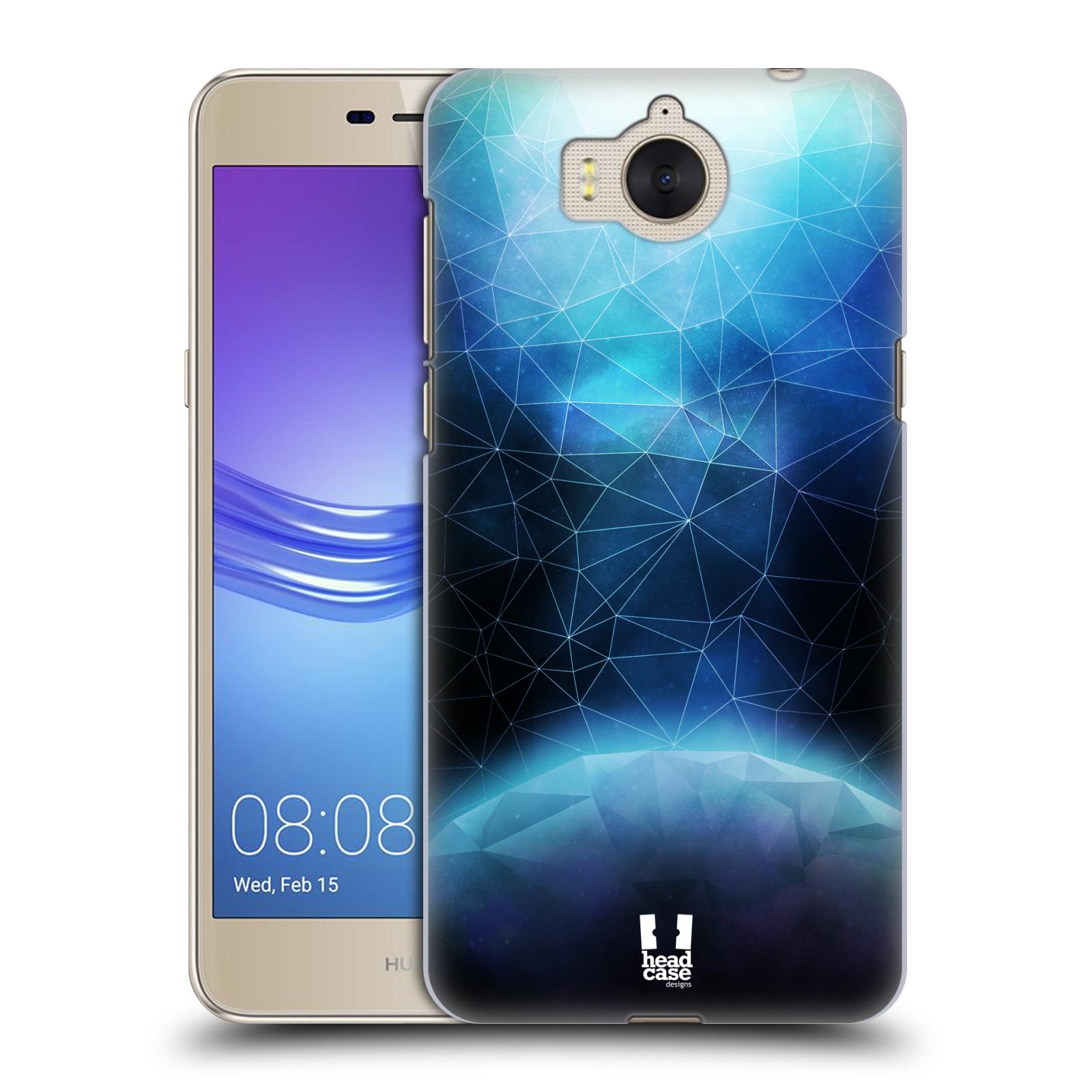 Plastové pouzdro na mobil Huawei Y6 2017 - Head Case - UNIVERSE ABSORB