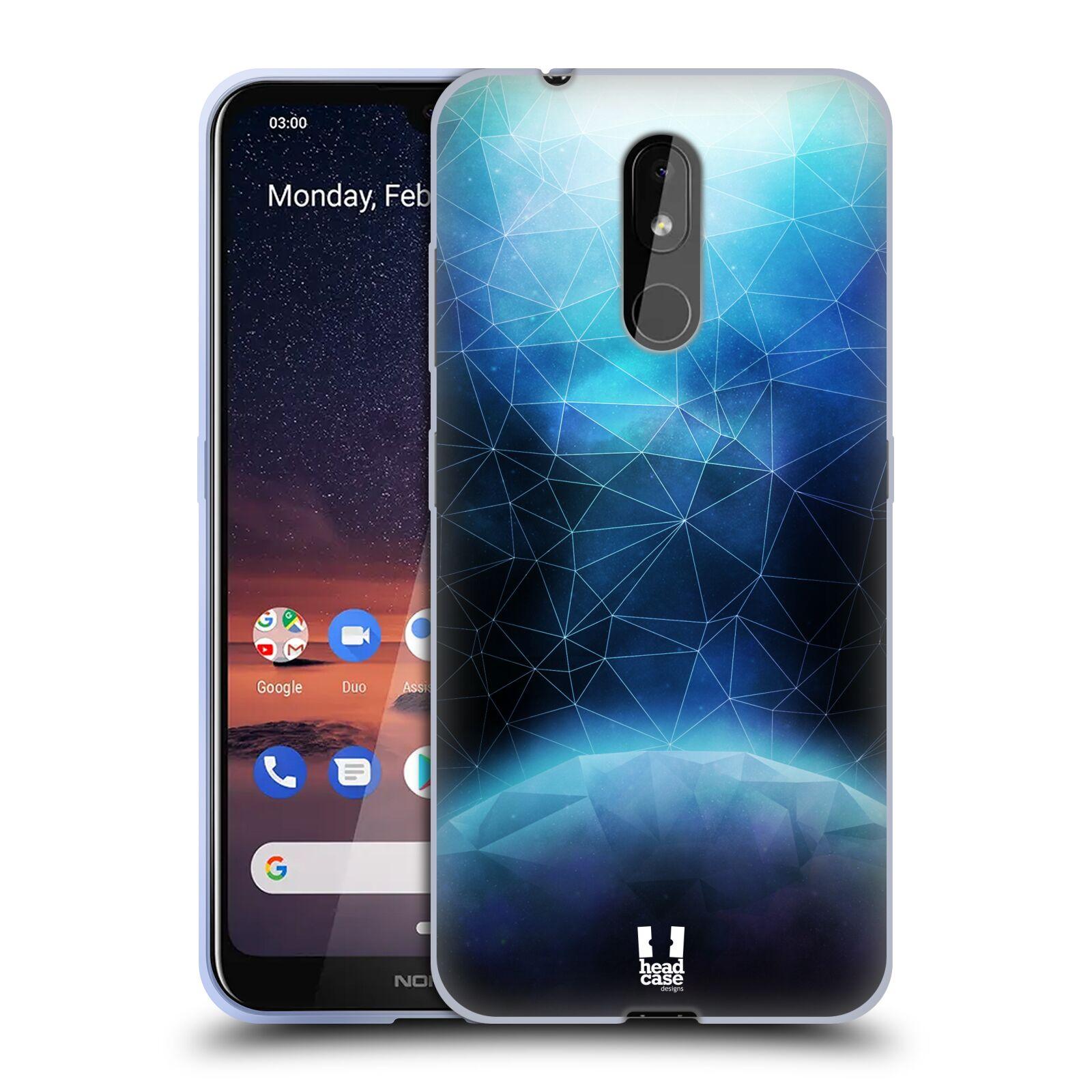 Silikonové pouzdro na mobil Nokia 3.2 - Head Case - UNIVERSE ABSORB