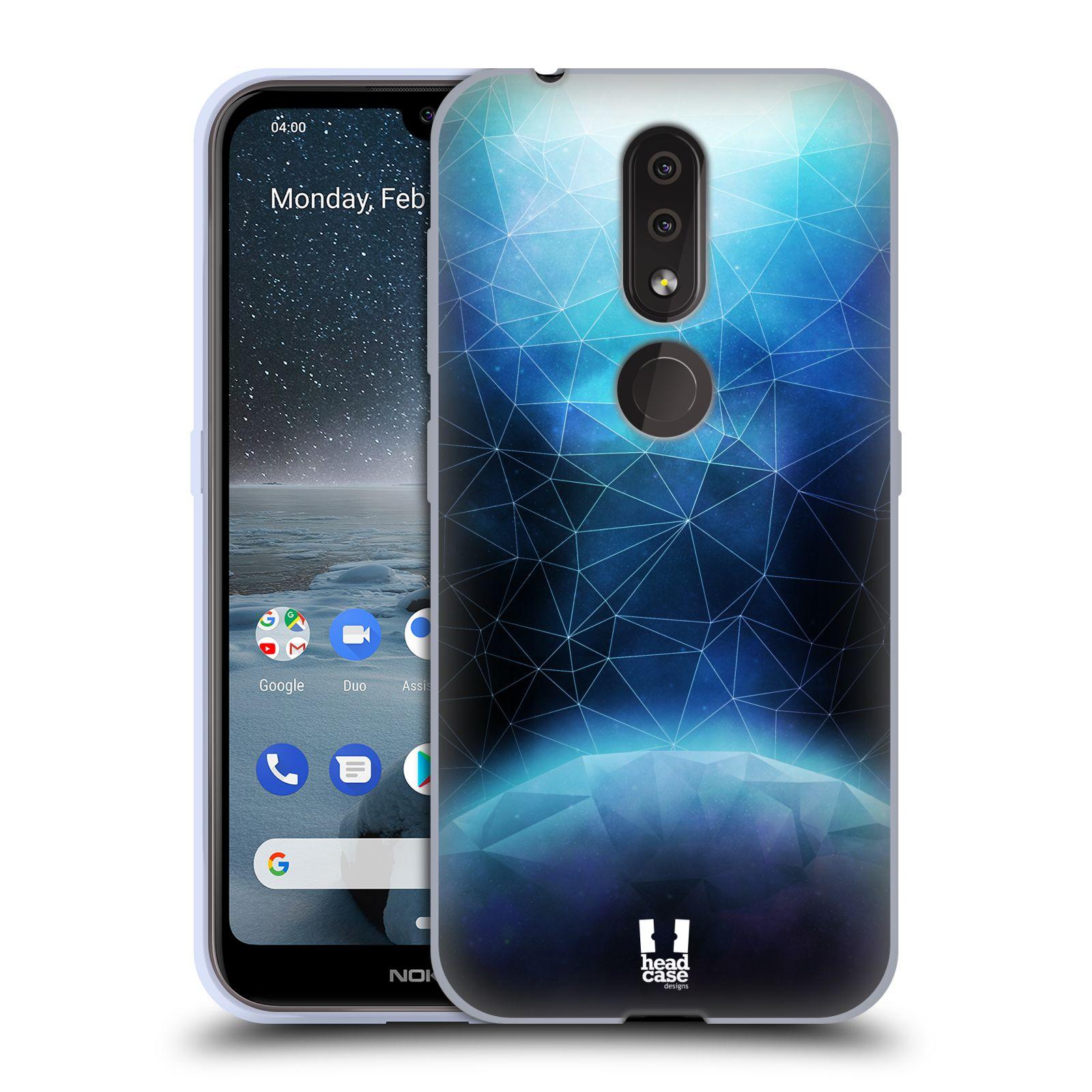 Silikonové pouzdro na mobil Nokia 4.2 - Head Case - UNIVERSE ABSORB