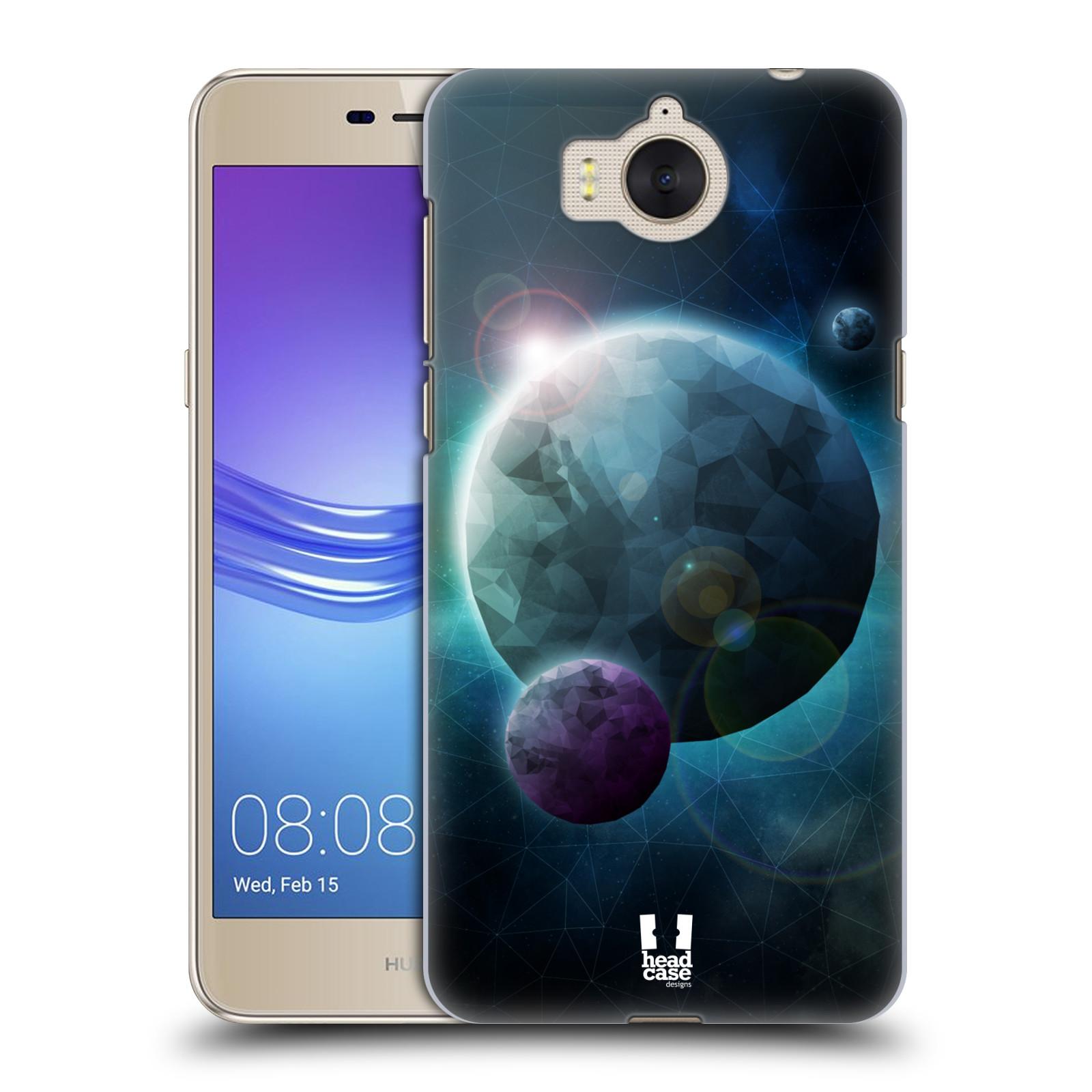 Plastové pouzdro na mobil Huawei Y6 2017 - Head Case - UNIVERSE DISCOVER