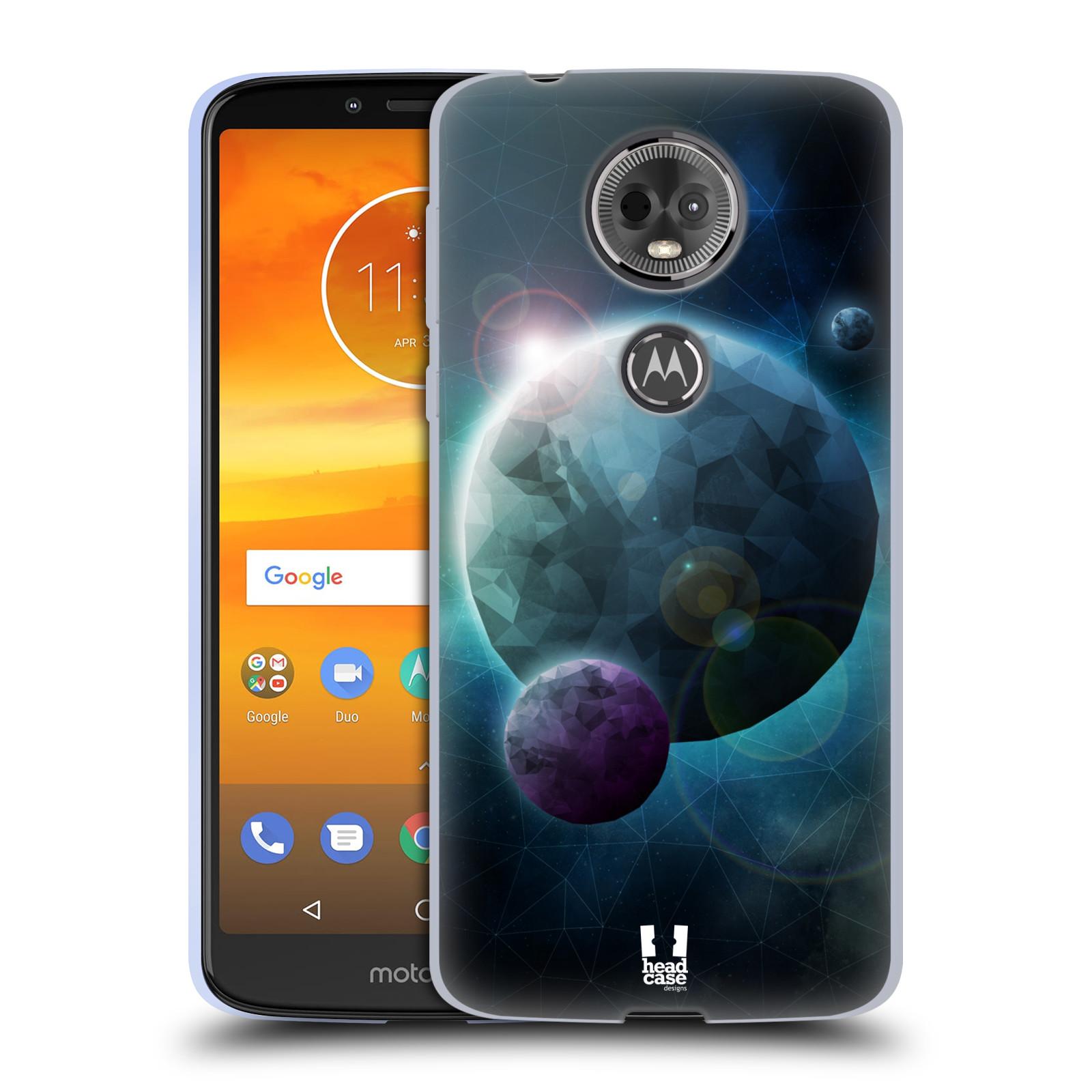 Silikonové pouzdro na mobil Motorola Moto E5 Plus - Head Case - UNIVERSE DISCOVER