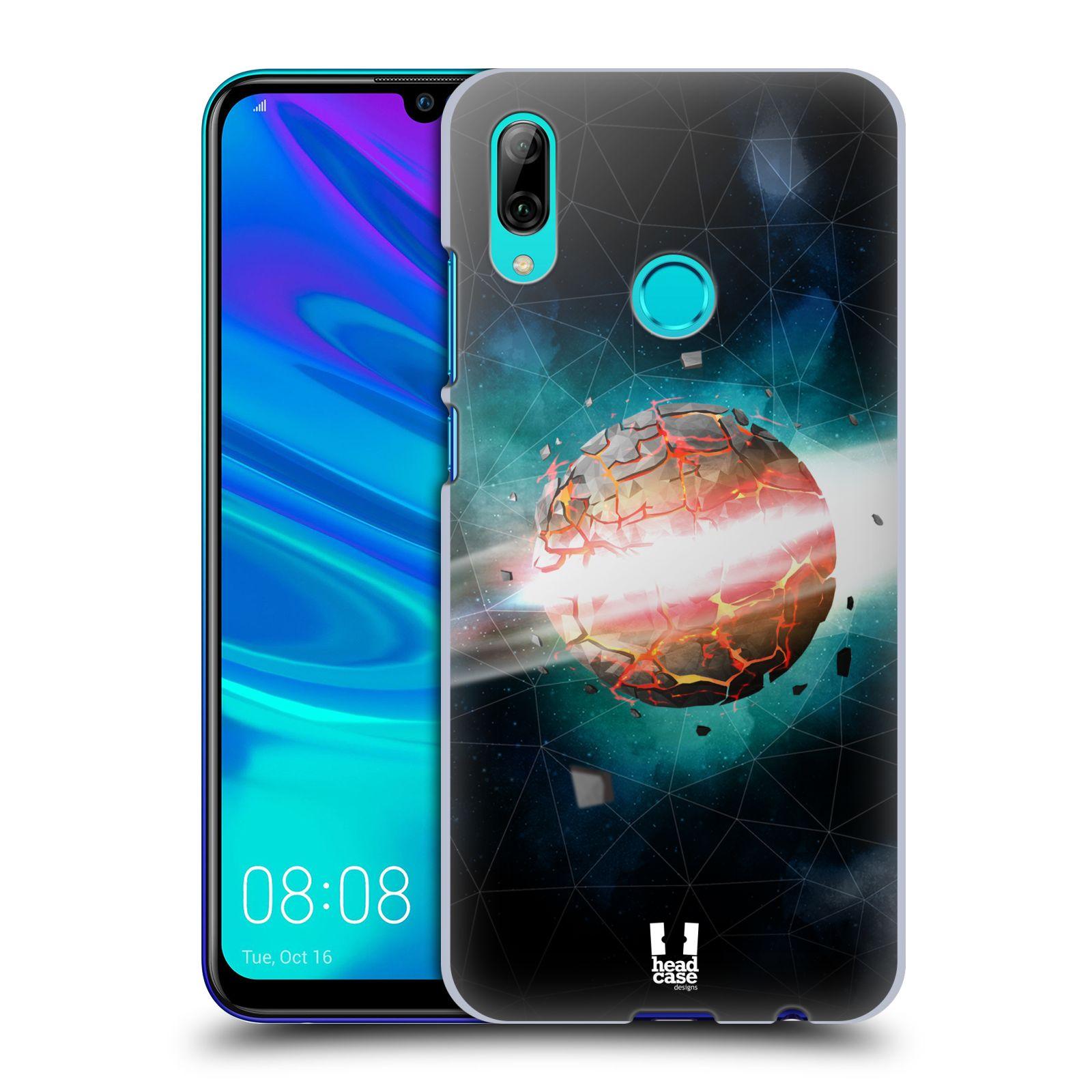 Plastové pouzdro na mobil Honor 10 Lite - Head Case - UNIVERSE EXPLOSION