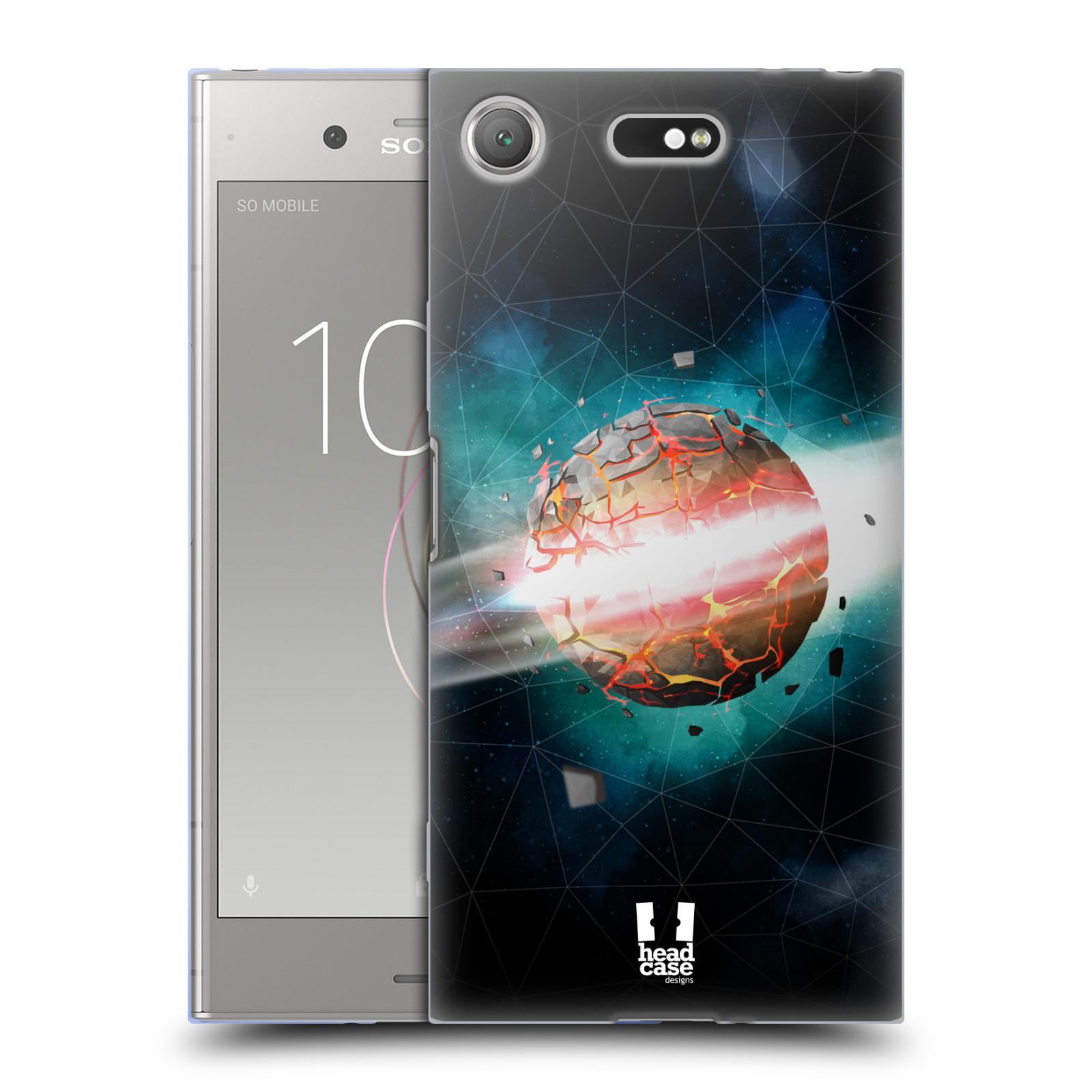 Silikonové pouzdro na mobil Sony Xperia XZ1 Compact - Head Case - UNIVERSE EXPLOSION