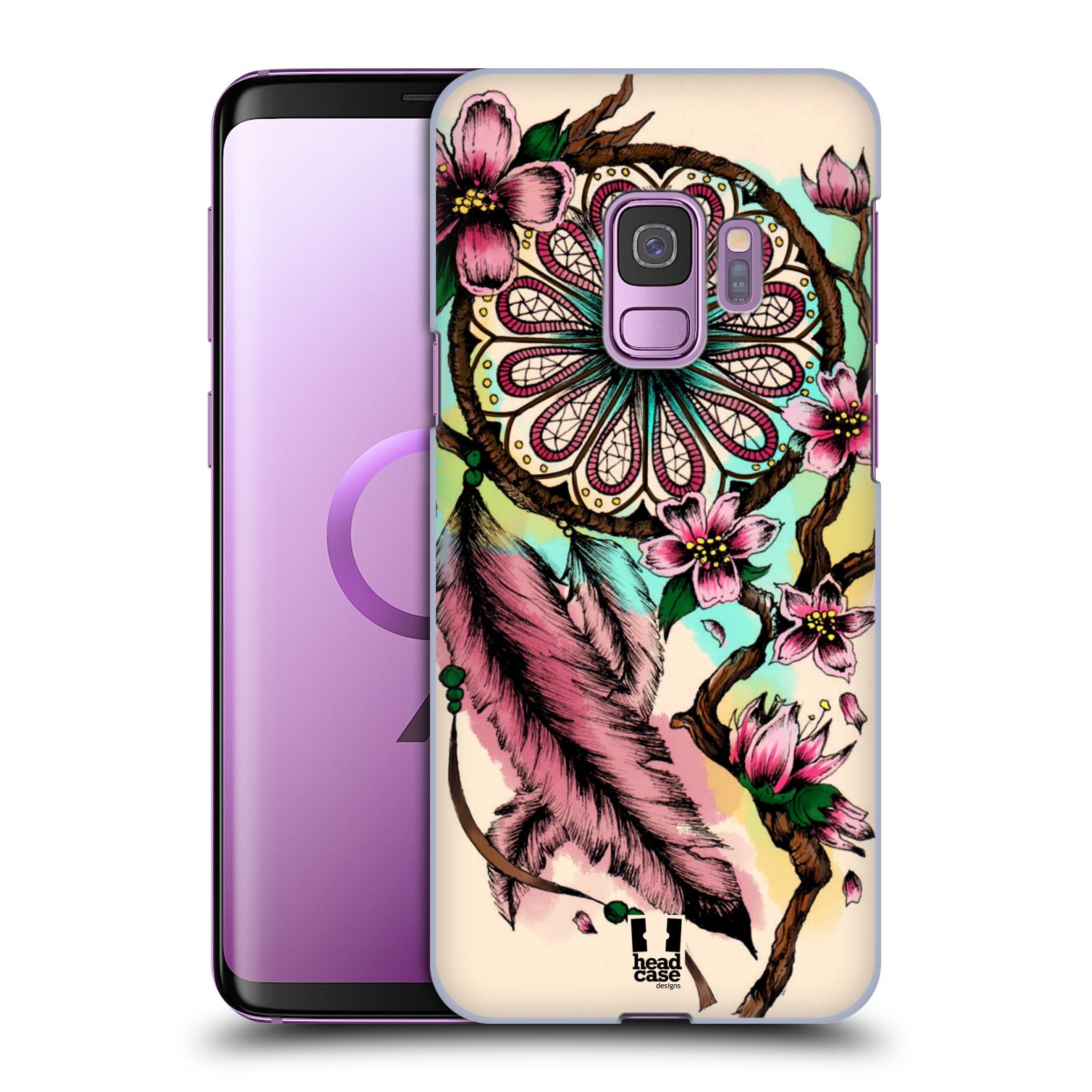 Plastové pouzdro na mobil Samsung Galaxy S9 - Head Case - BLOOM BLOSSOMS