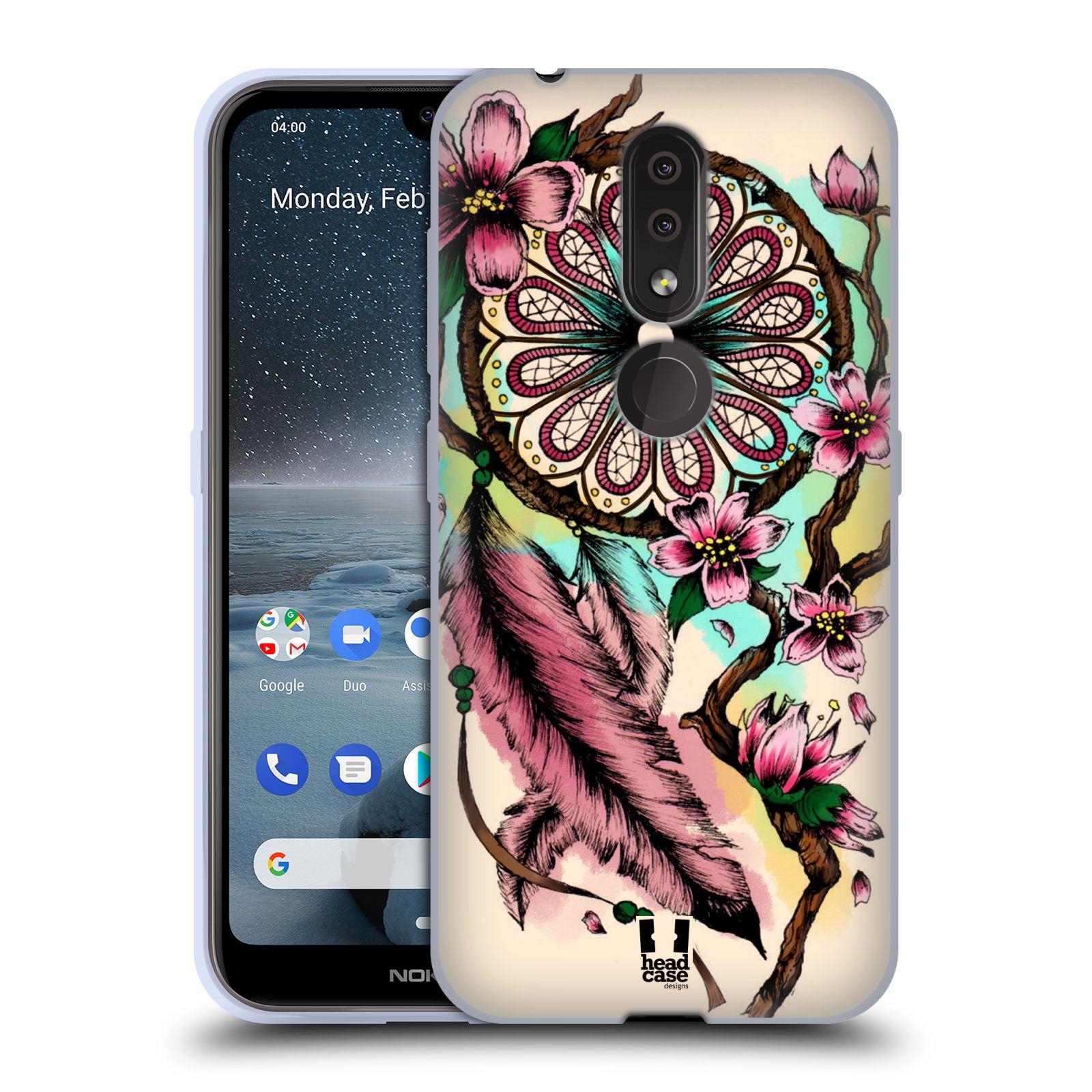 Silikonové pouzdro na mobil Nokia 4.2 - Head Case - BLOOM BLOSSOMS