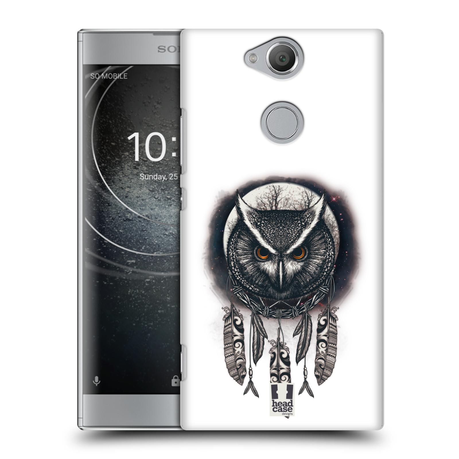 Plastové pouzdro na mobil Sony Xperia XA2 - Head Case - Soví lapač