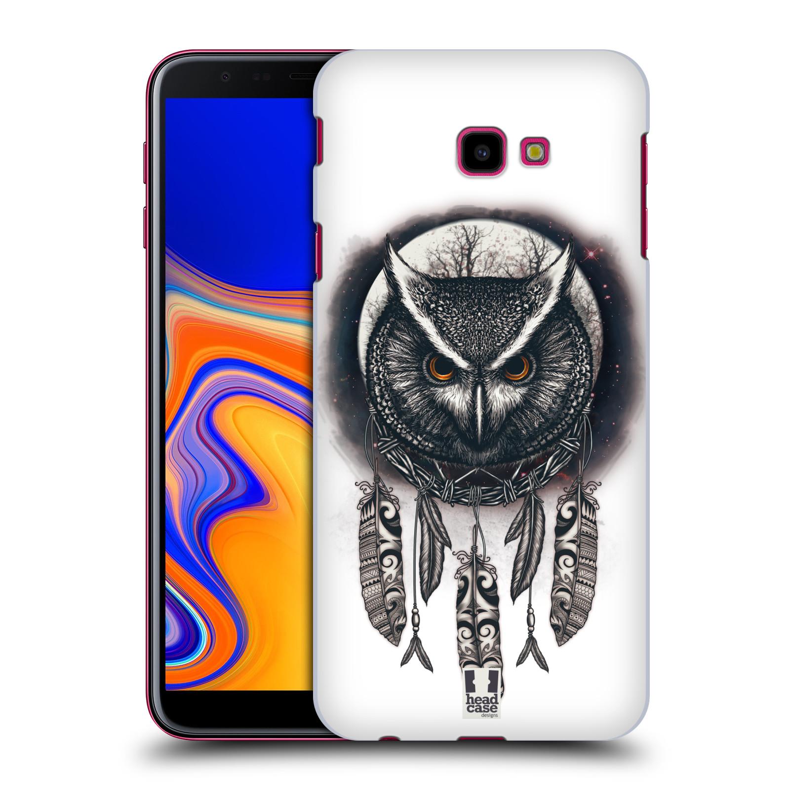 Plastové pouzdro na mobil Samsung Galaxy J4 Plus - Head Case - Soví lapač