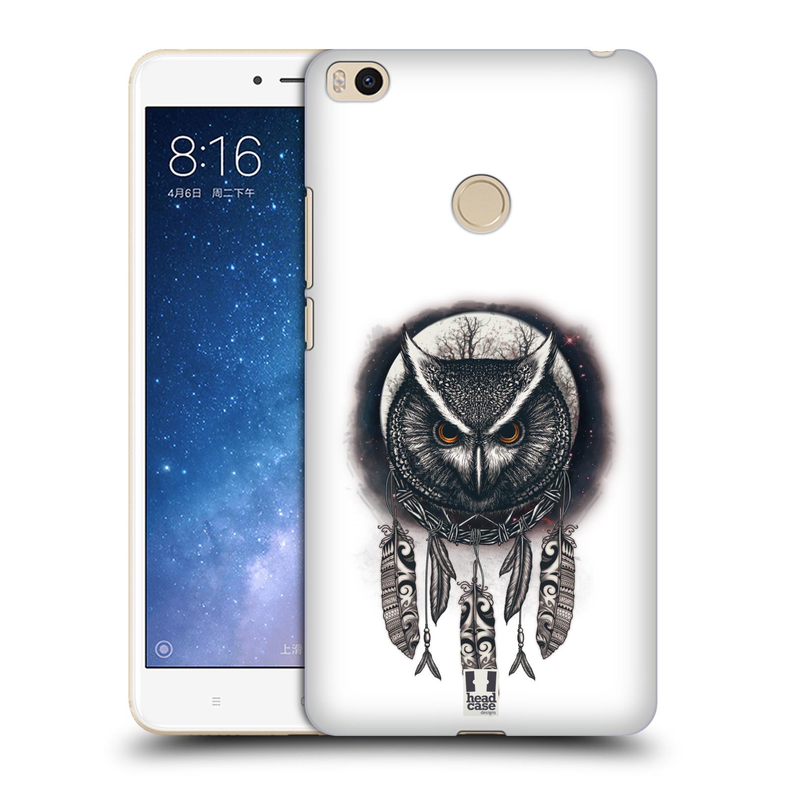 Plastové pouzdro na mobil Xiaomi Mi Max 2 - Head Case - Soví lapač