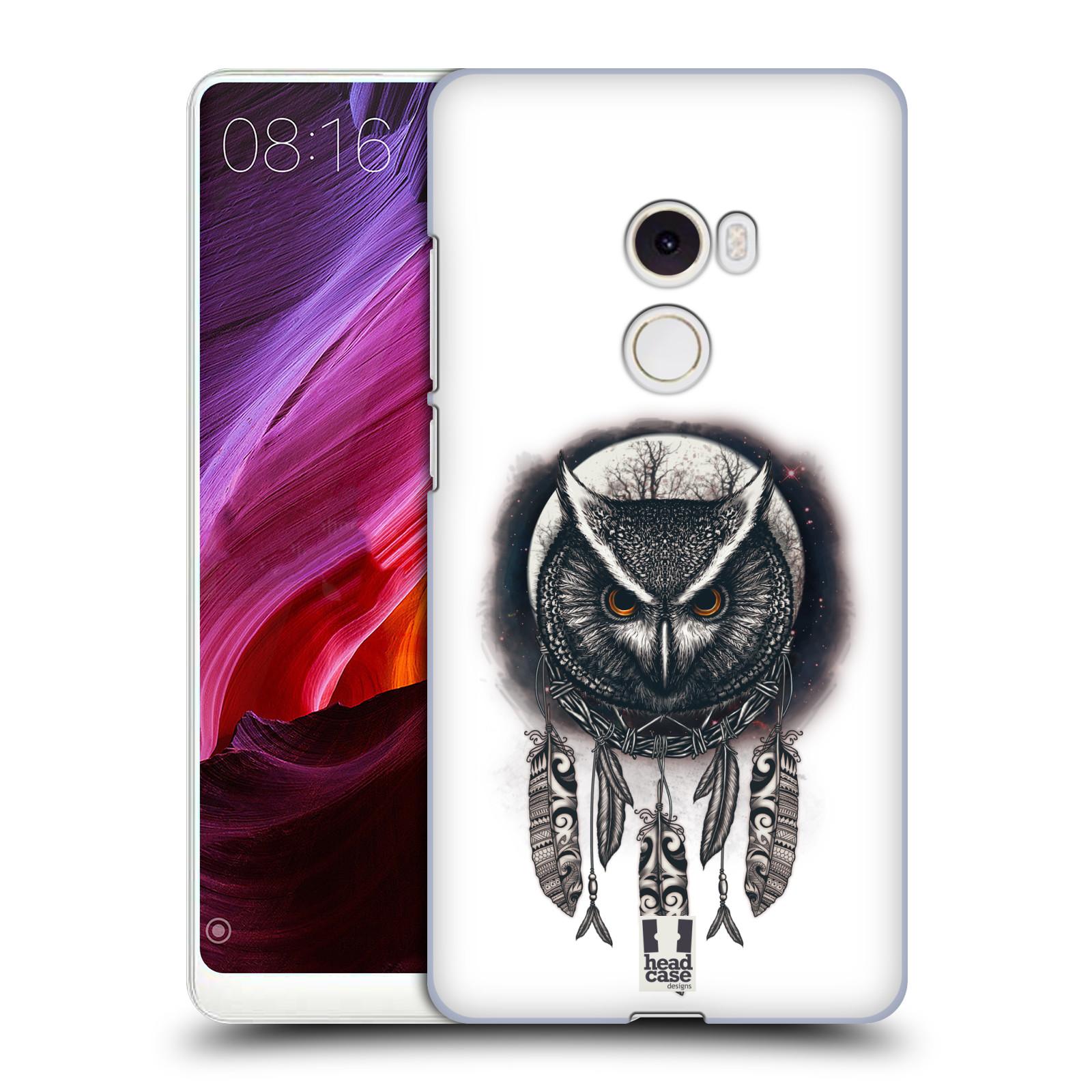 Plastové pouzdro na mobil Xiaomi Mi Mix 2 - Head Case - Soví lapač