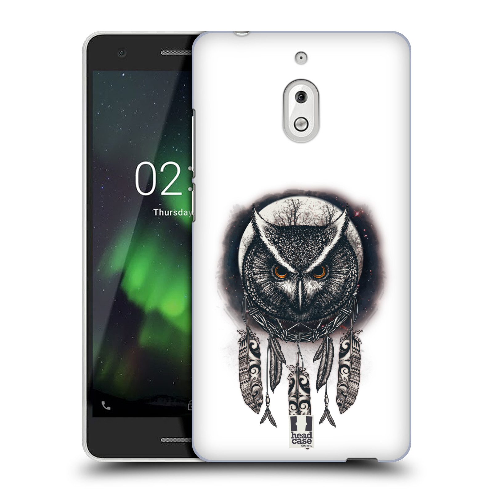 Plastové pouzdro na mobil Nokia 2.1 - Head Case - Soví lapač