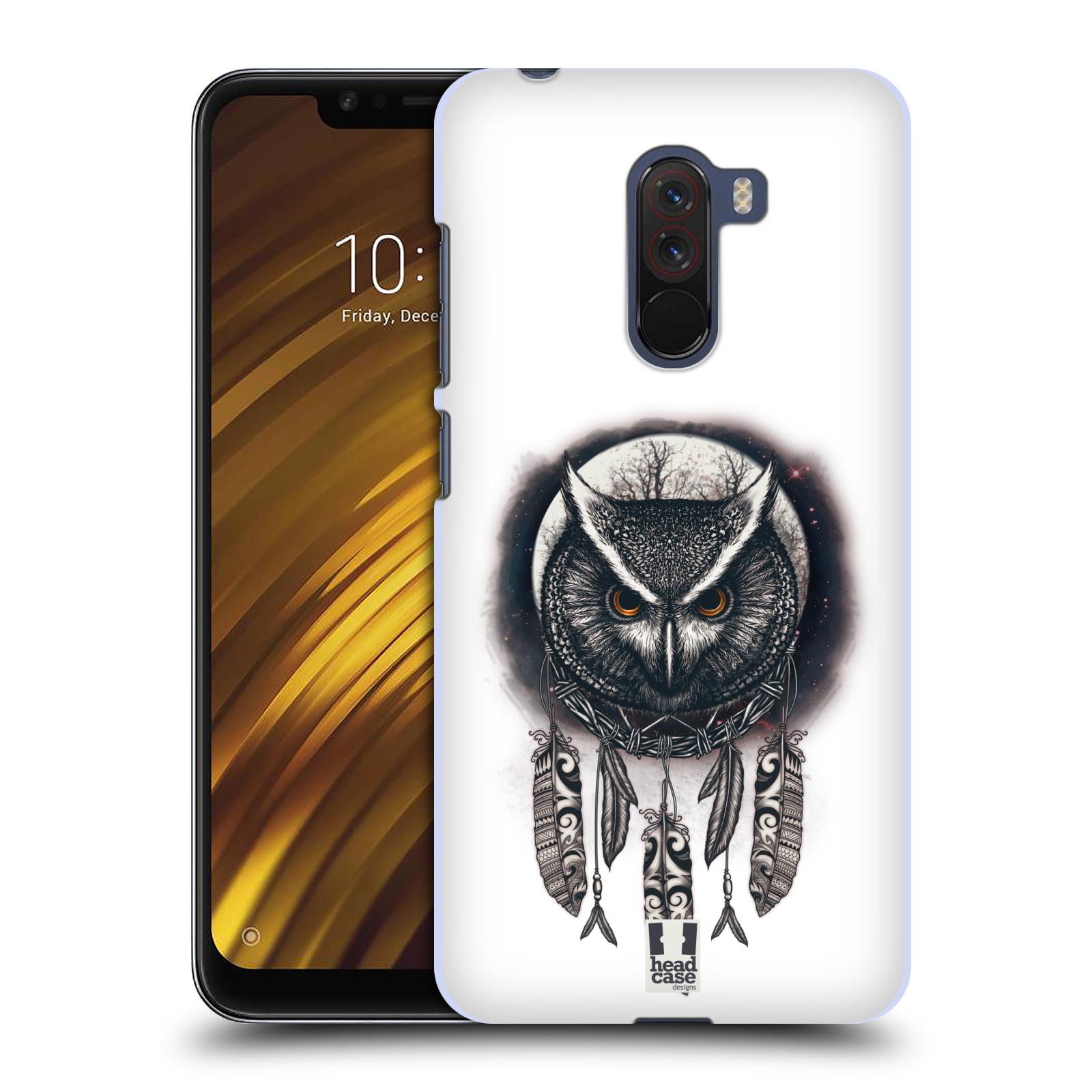 Plastové pouzdro na mobil Xiaomi Pocophone F1 - Head Case - Soví lapač