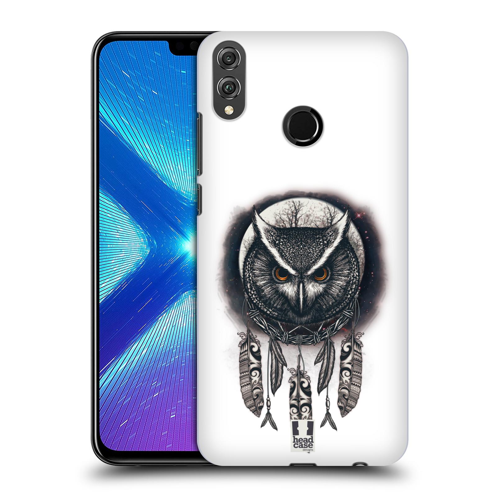 Plastové pouzdro na mobil Honor 8X - Head Case - Soví lapač