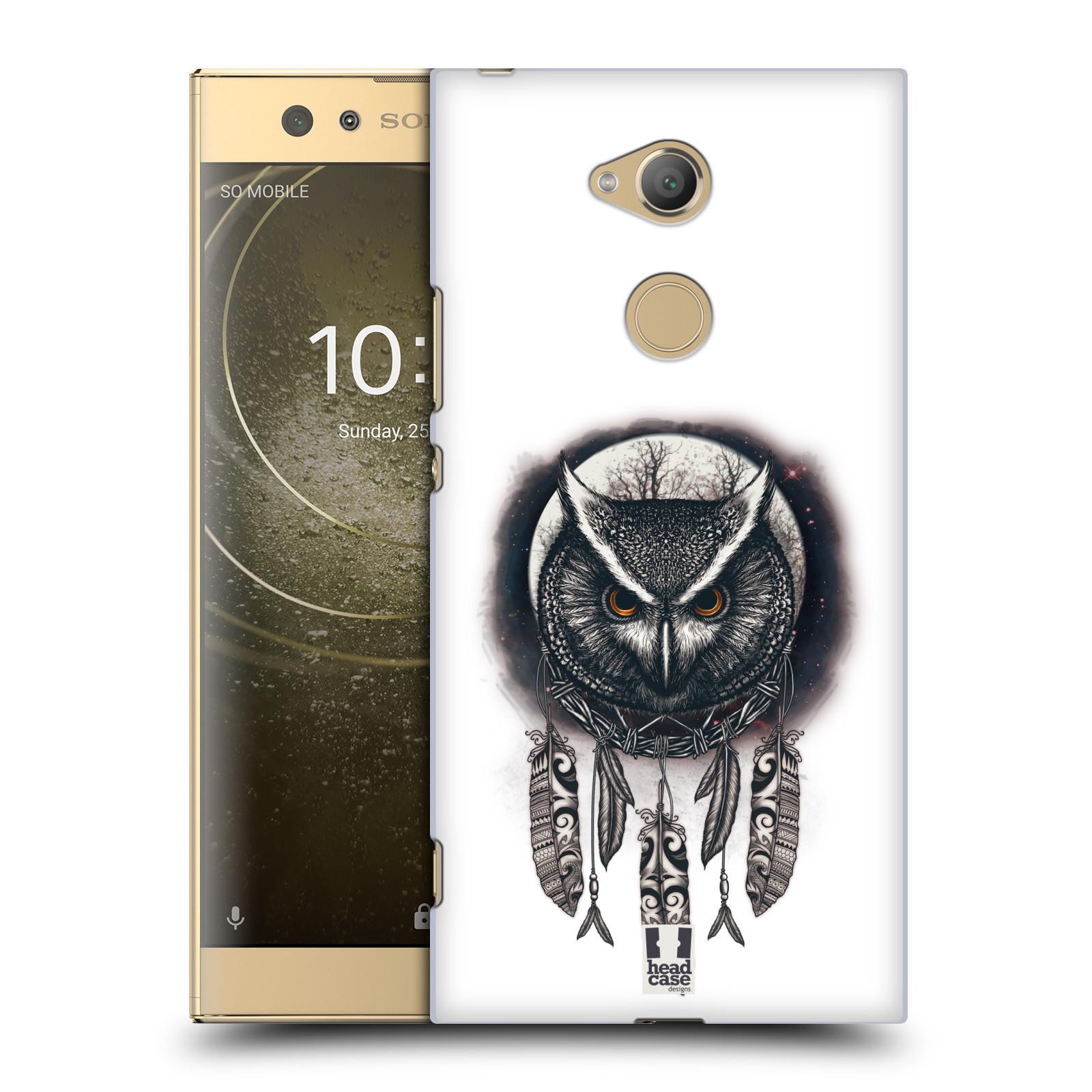 Plastové pouzdro na mobil Sony Xperia XA2 Ultra - Head Case - Soví lapač