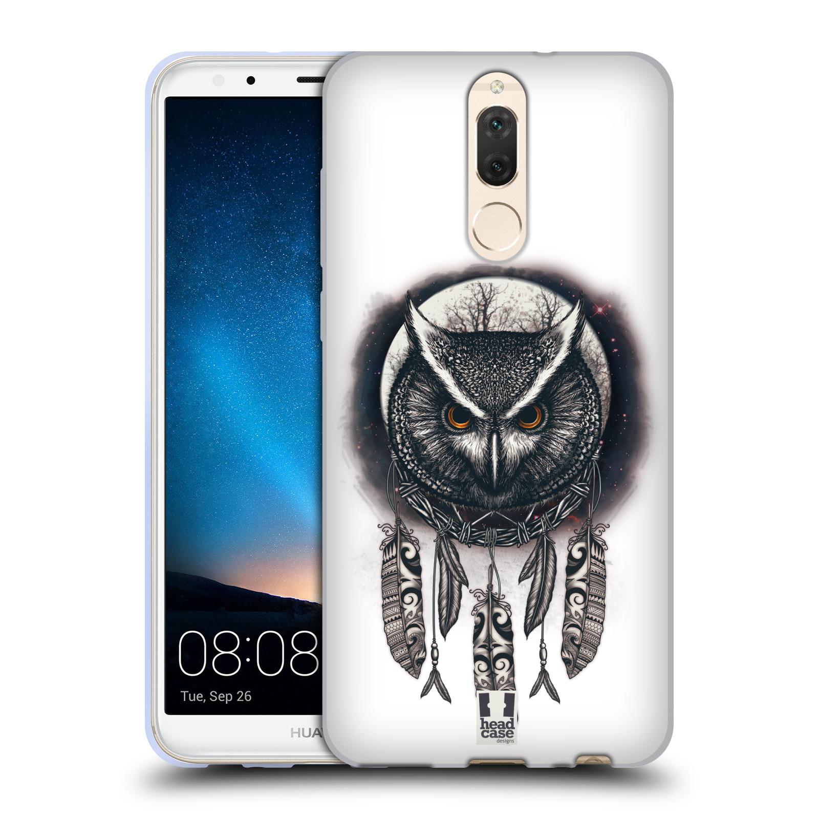 Silikonové pouzdro na mobil Huawei Mate 10 Lite - Head Case - Soví lapač