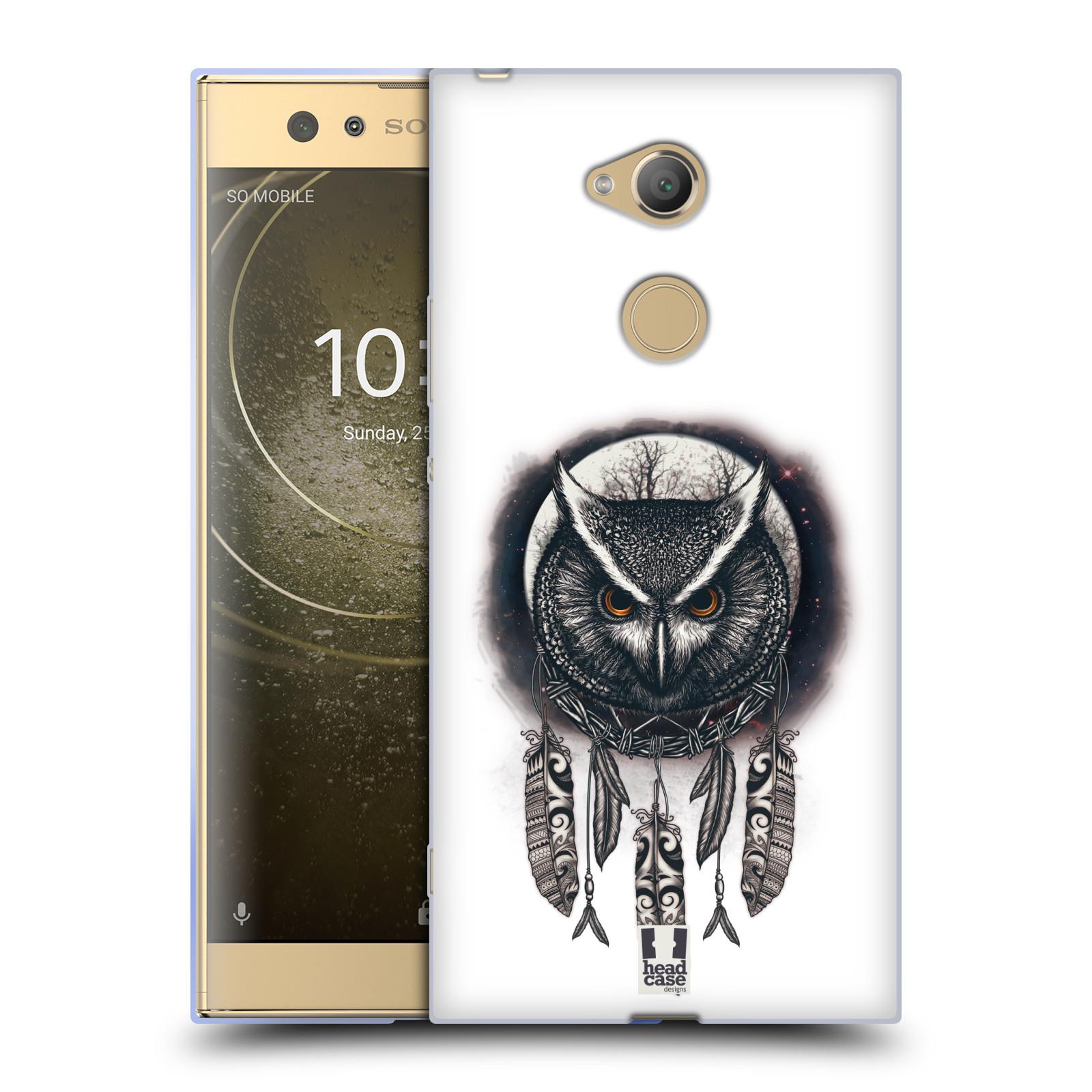 Silikonové pouzdro na mobil Sony Xperia XA2 Ultra - Head Case - Soví lapač