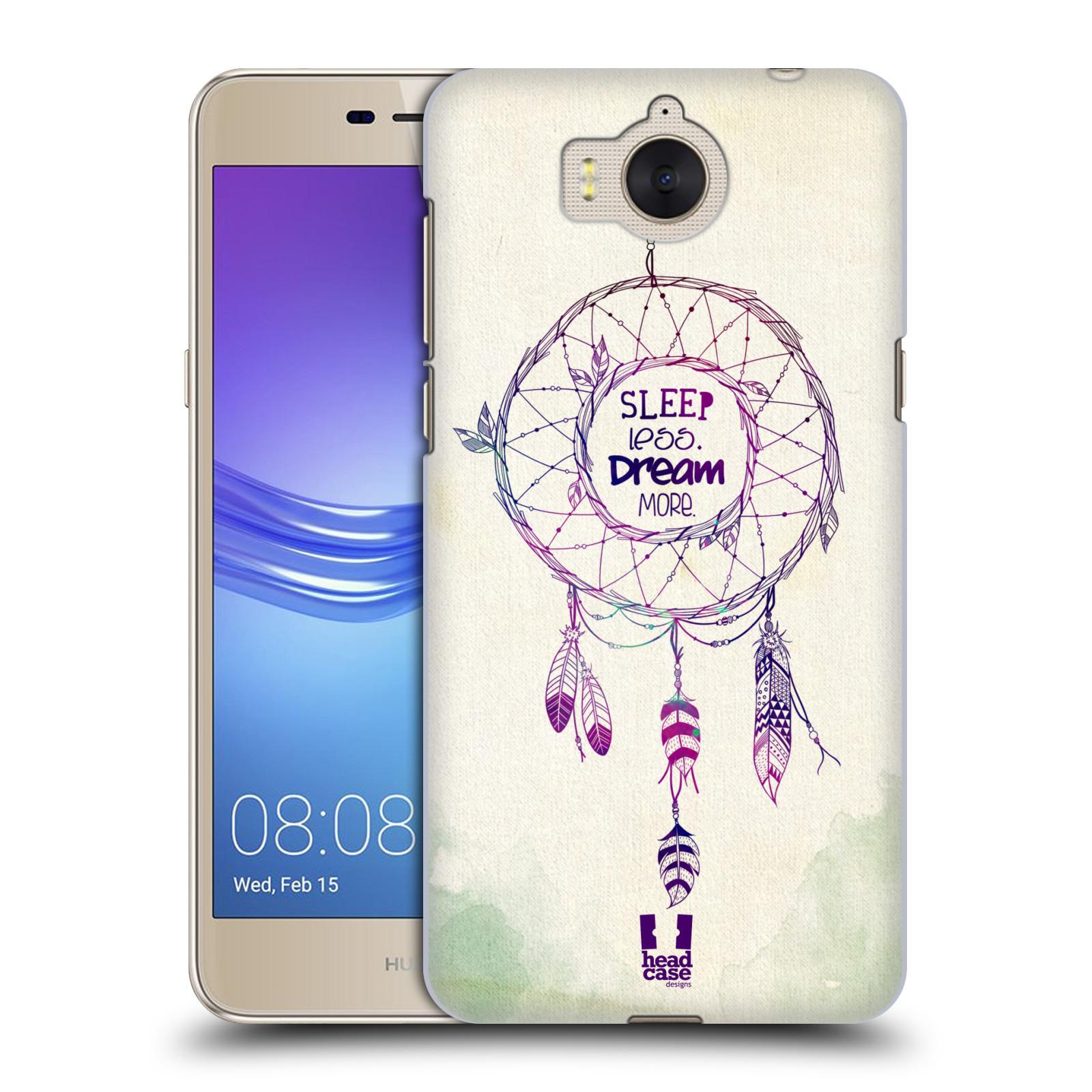 Plastové pouzdro na mobil Huawei Y6 2017 - Head Case - LAPAČ MORE