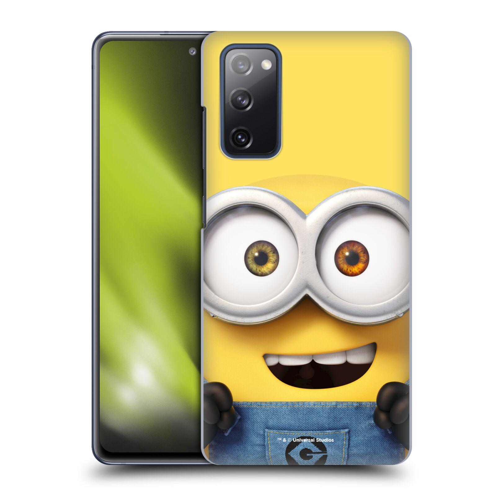 Plastové pouzdro na mobil Samsung Galaxy S20 FE - Head Case - Mimoň Bob z filmu Já, padouch - Despicable Me