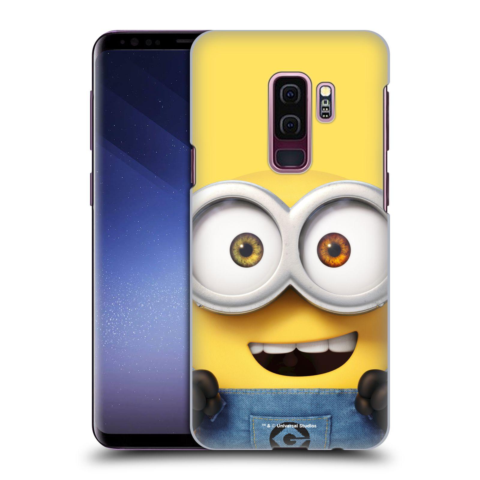 Plastové pouzdro na mobil Samsung Galaxy S9 Plus - Head Case - Mimoň Bob z filmu Já, padouch - Despicable Me