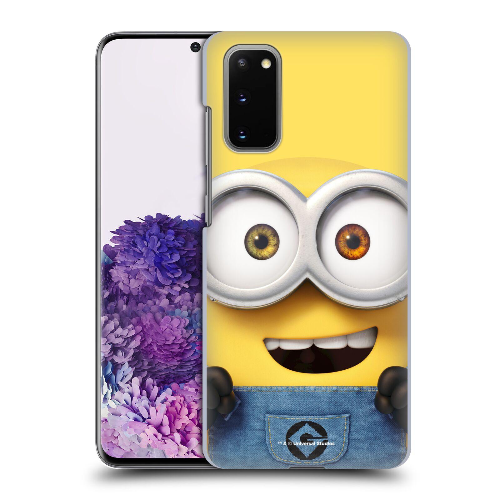 Plastové pouzdro na mobil Samsung Galaxy S20 - Head Case - Mimoň Bob z filmu Já, padouch - Despicable Me