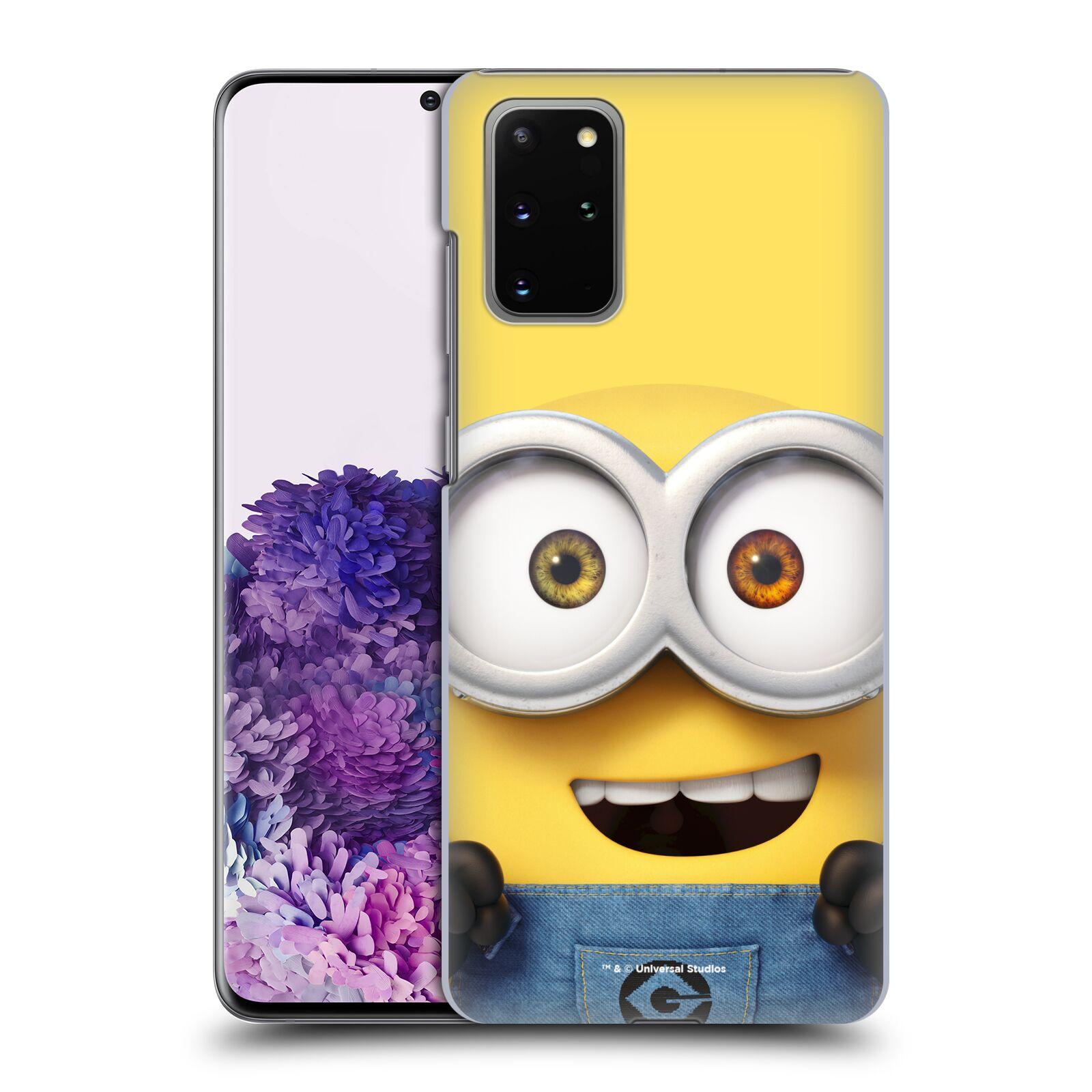 Plastové pouzdro na mobil Samsung Galaxy S20 Plus - Head Case - Mimoň Bob z filmu Já, padouch - Despicable Me