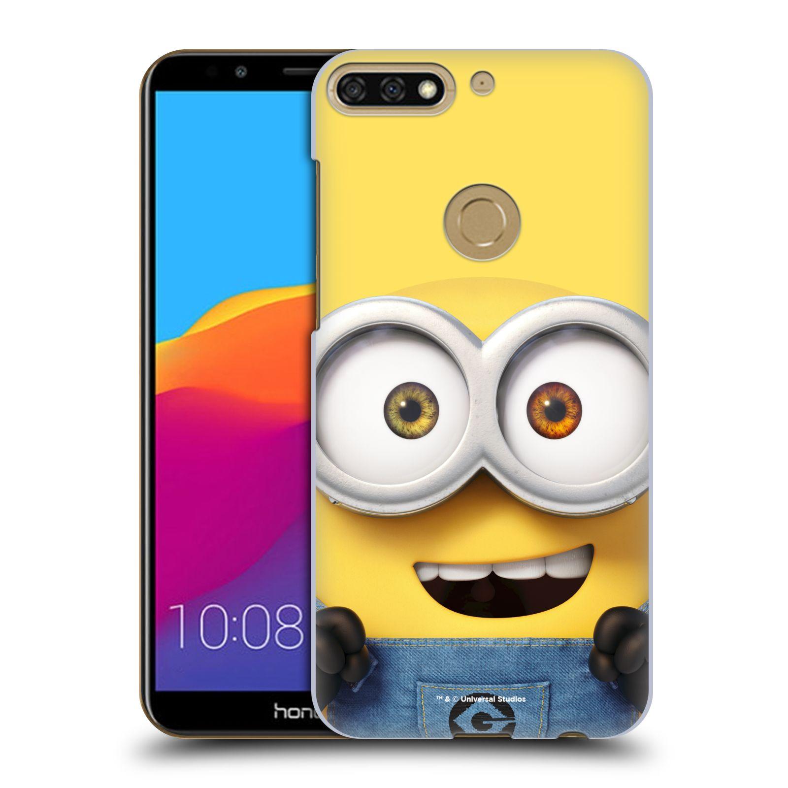 Plastové pouzdro na mobil Huawei Y7 Prime 2018 - Head Case - Mimoň Bob z filmu Já, padouch - Despicable Me