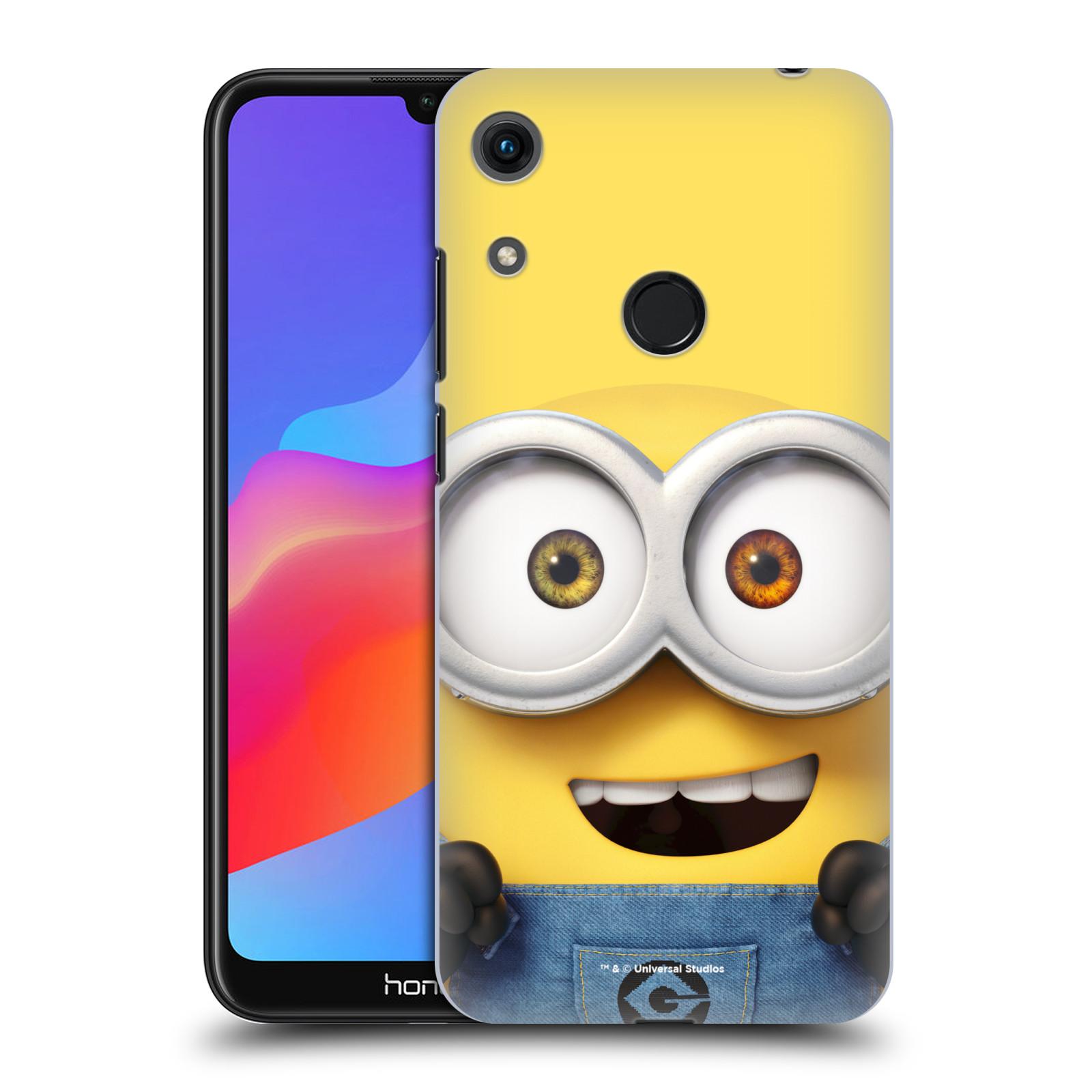 Plastové pouzdro na mobil Honor 8A - Head Case - Mimoň Bob z filmu Já, padouch - Despicable Me