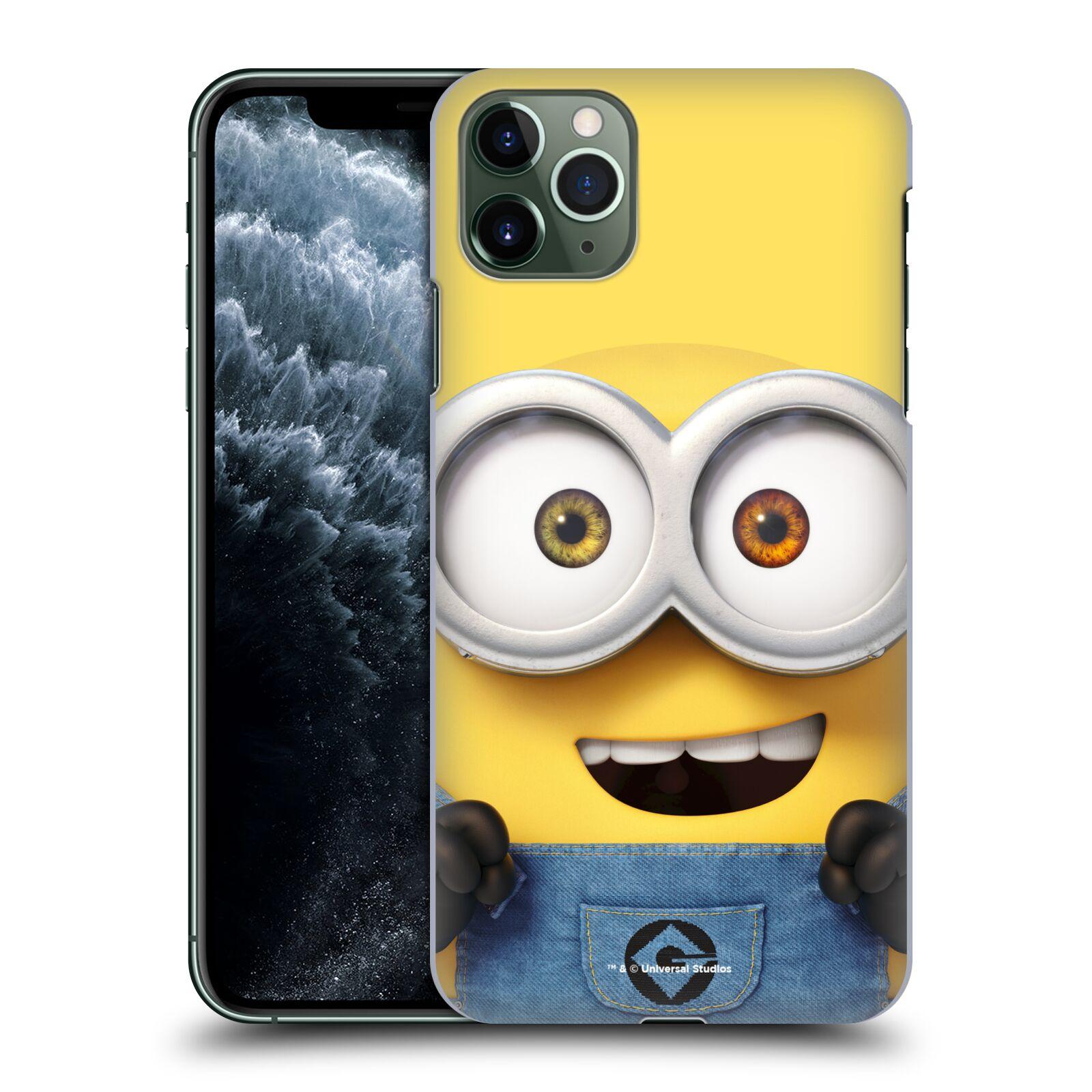 Plastové pouzdro na mobil Apple iPhone 11 Pro Max - Head Case - Mimoň Bob z filmu Já, padouch - Despicable Me